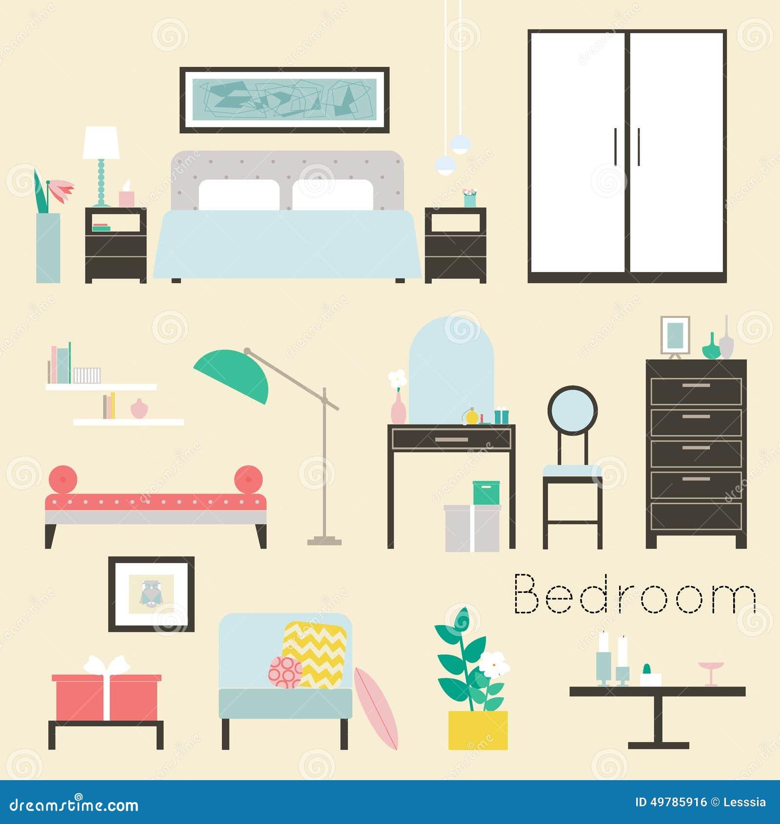 Dormitorio Muebles y accesorios