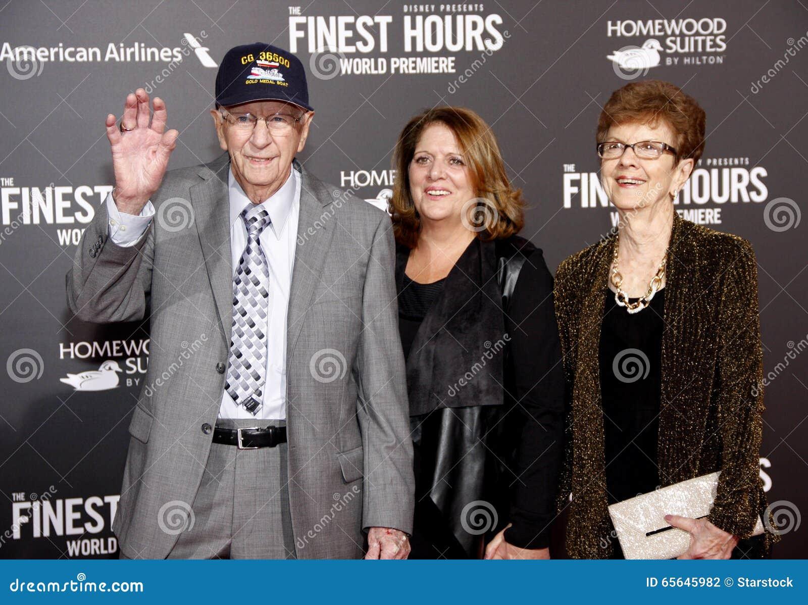 Dorothy Aufiero et Andy Fitzgerald