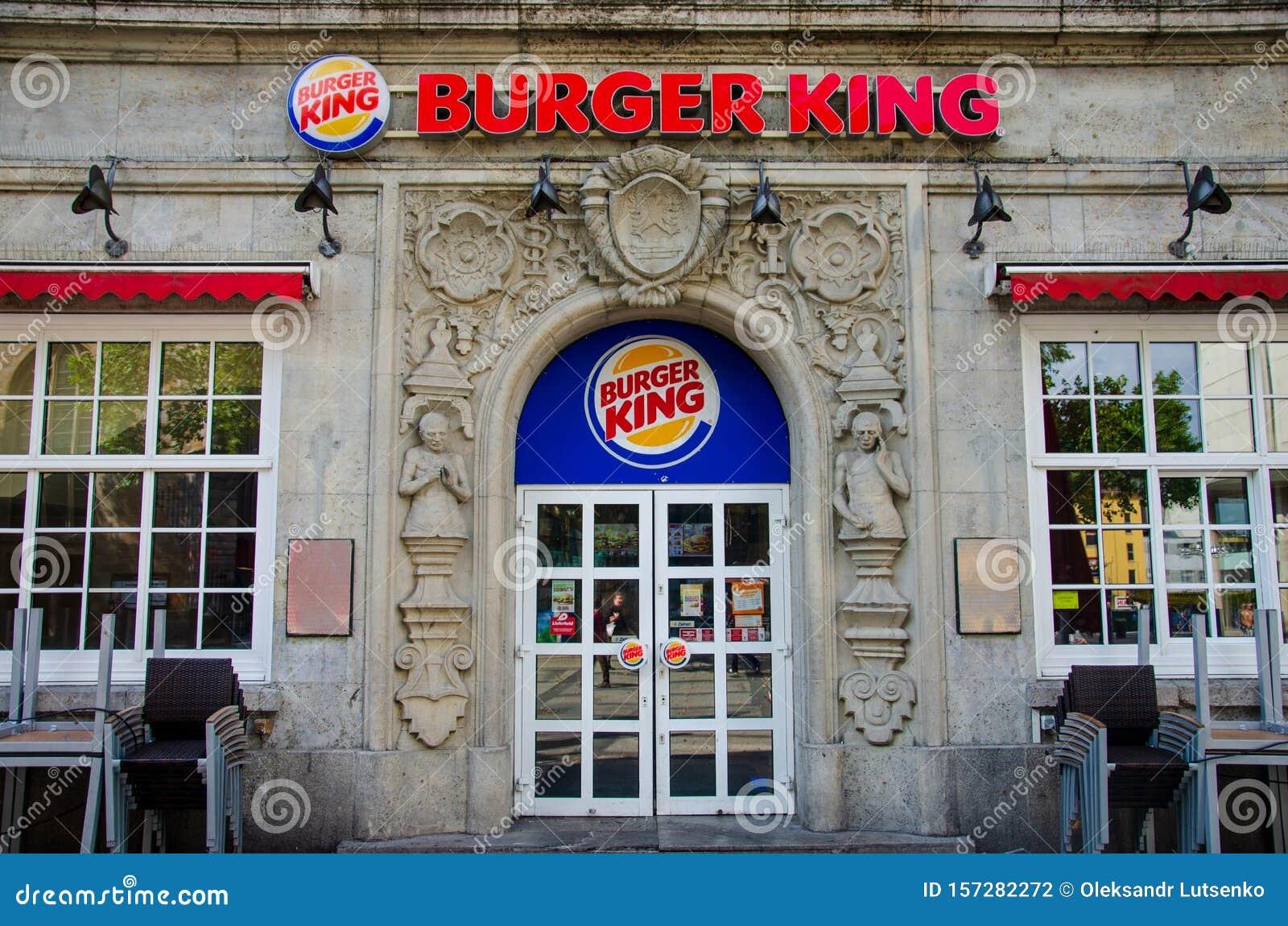 Burger King Dortmund Lieferservice