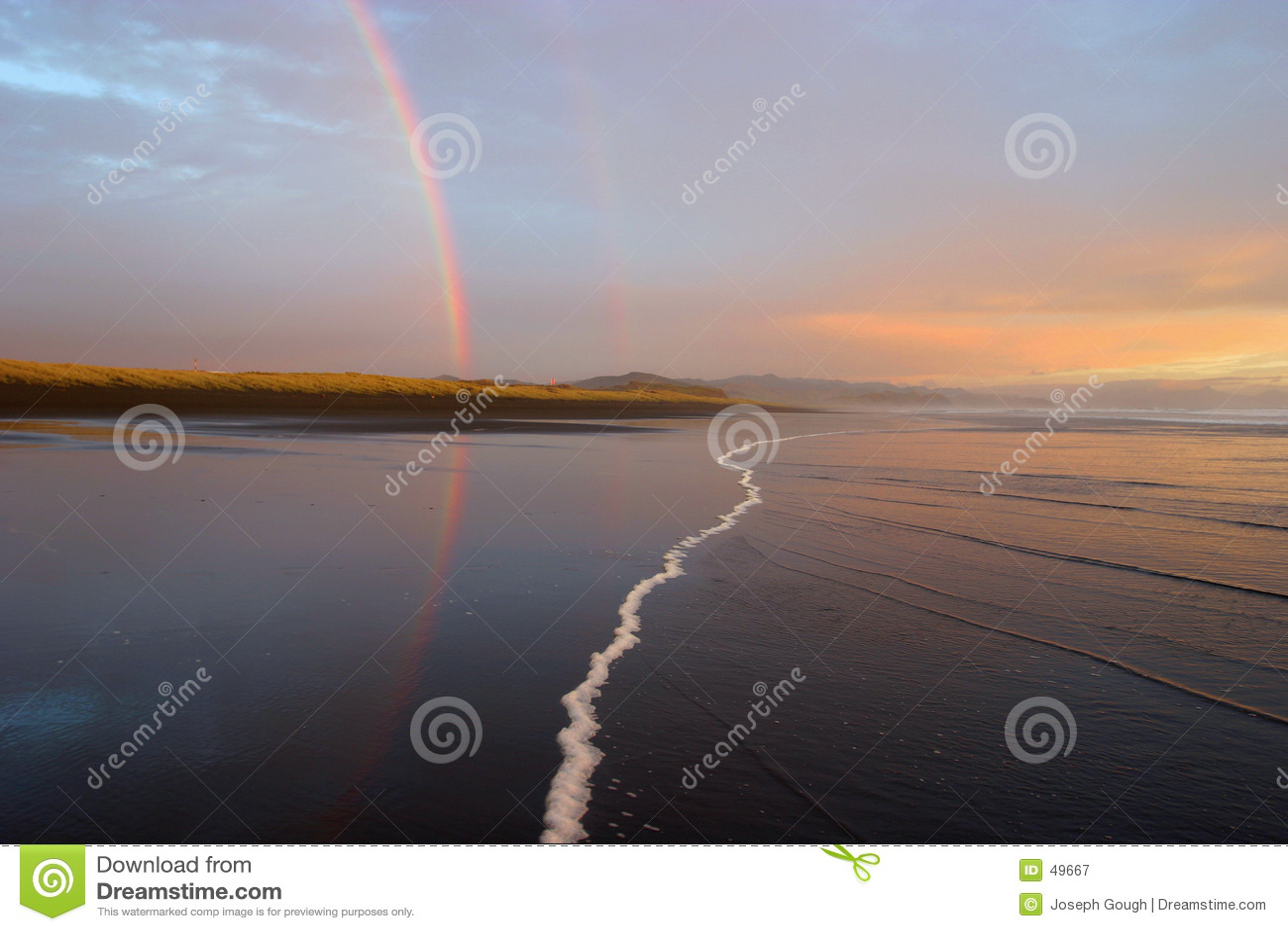 Dos arco iris