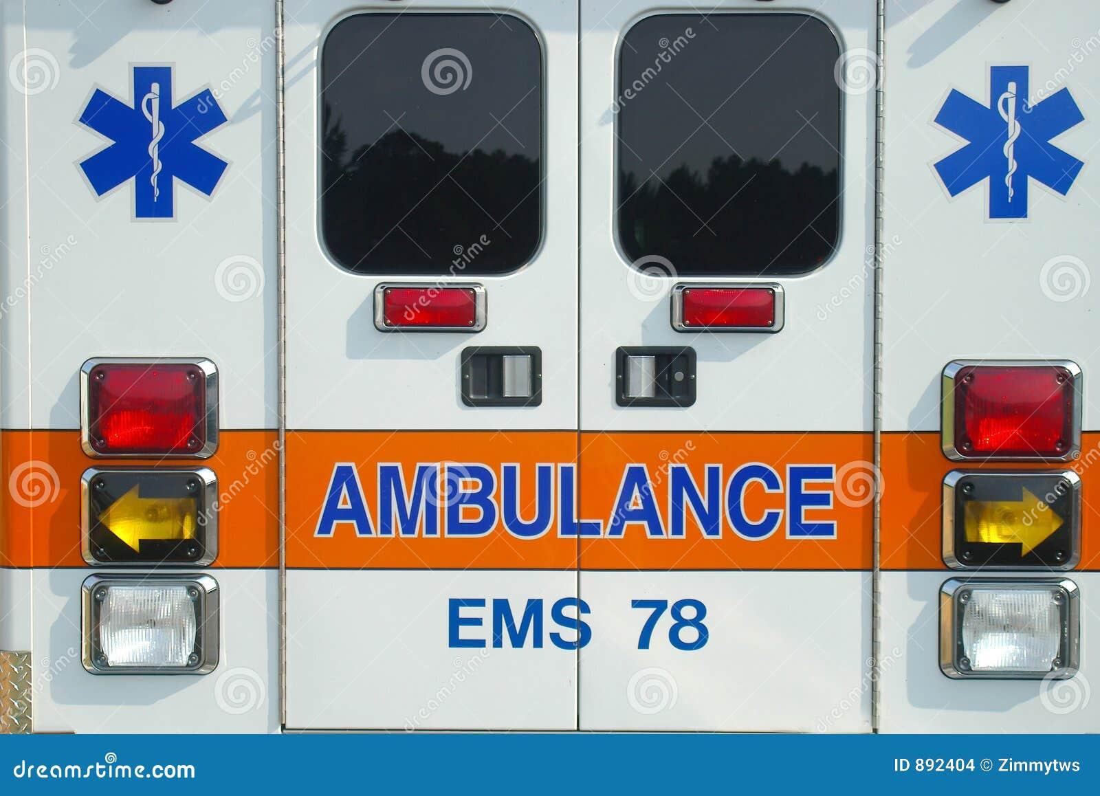 Dos d ambulance