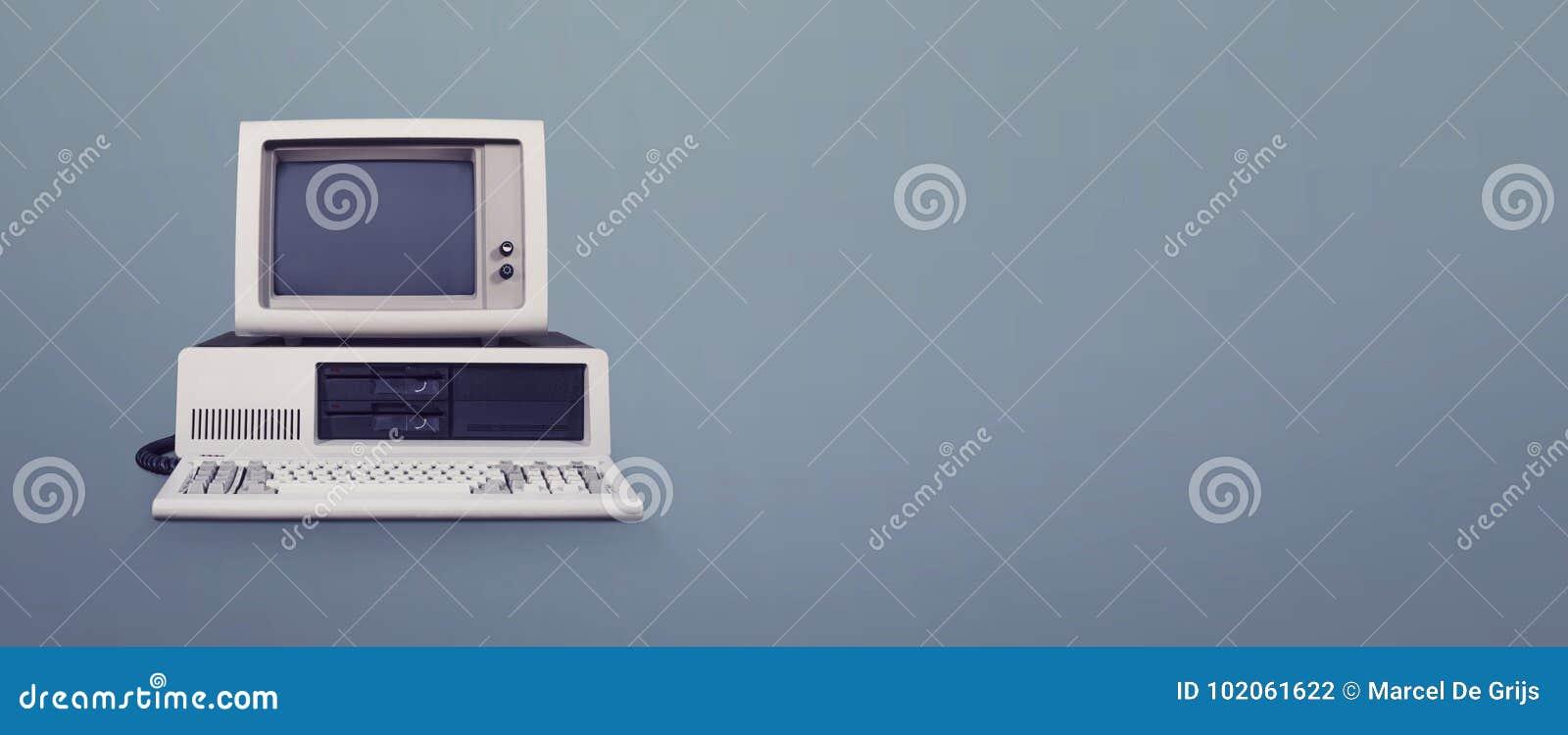DOS-dator