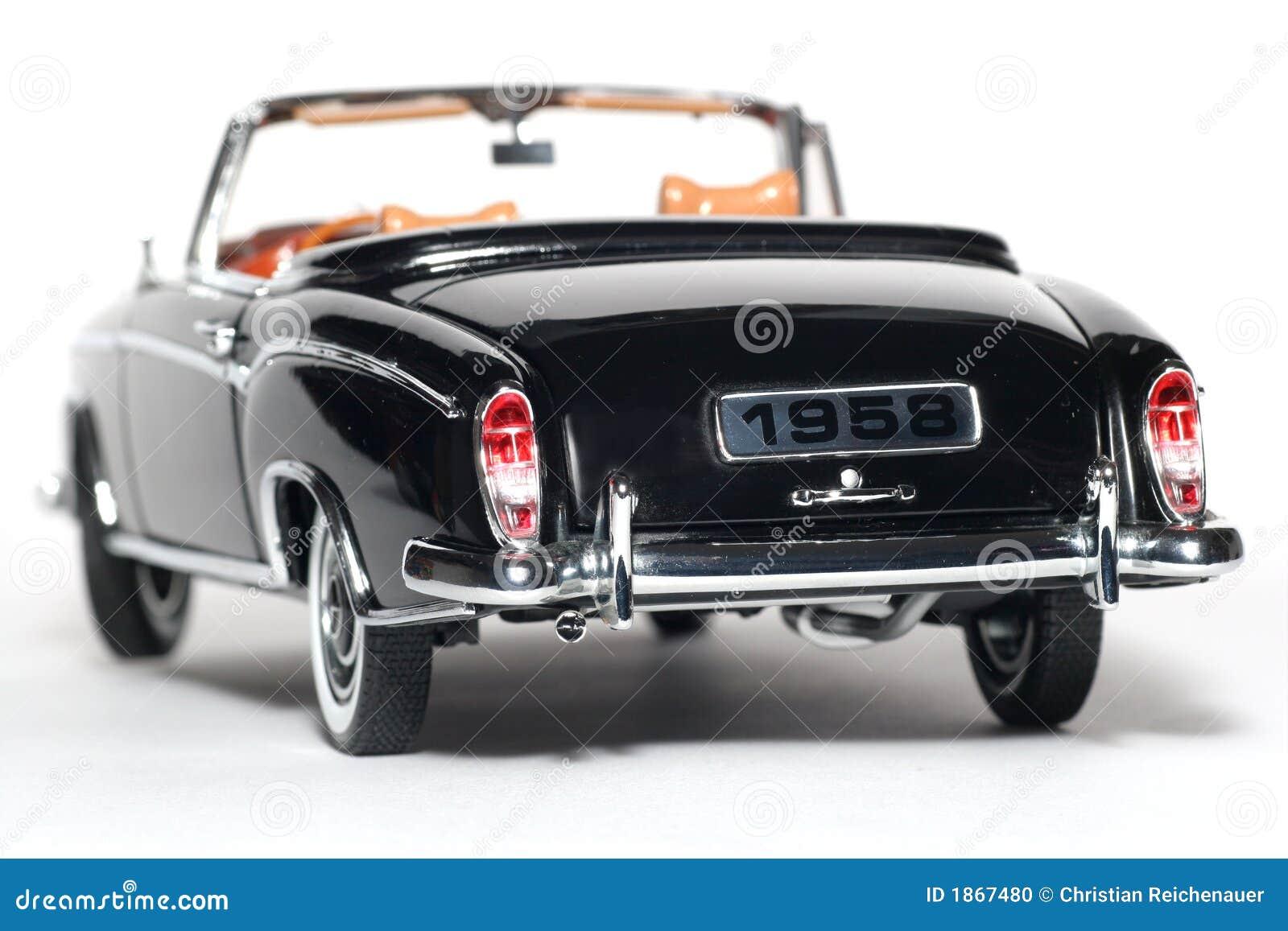 Se Dos En De D'échelle Métal Mercedes 1958 Jouet Voiture yvOPnNwm80
