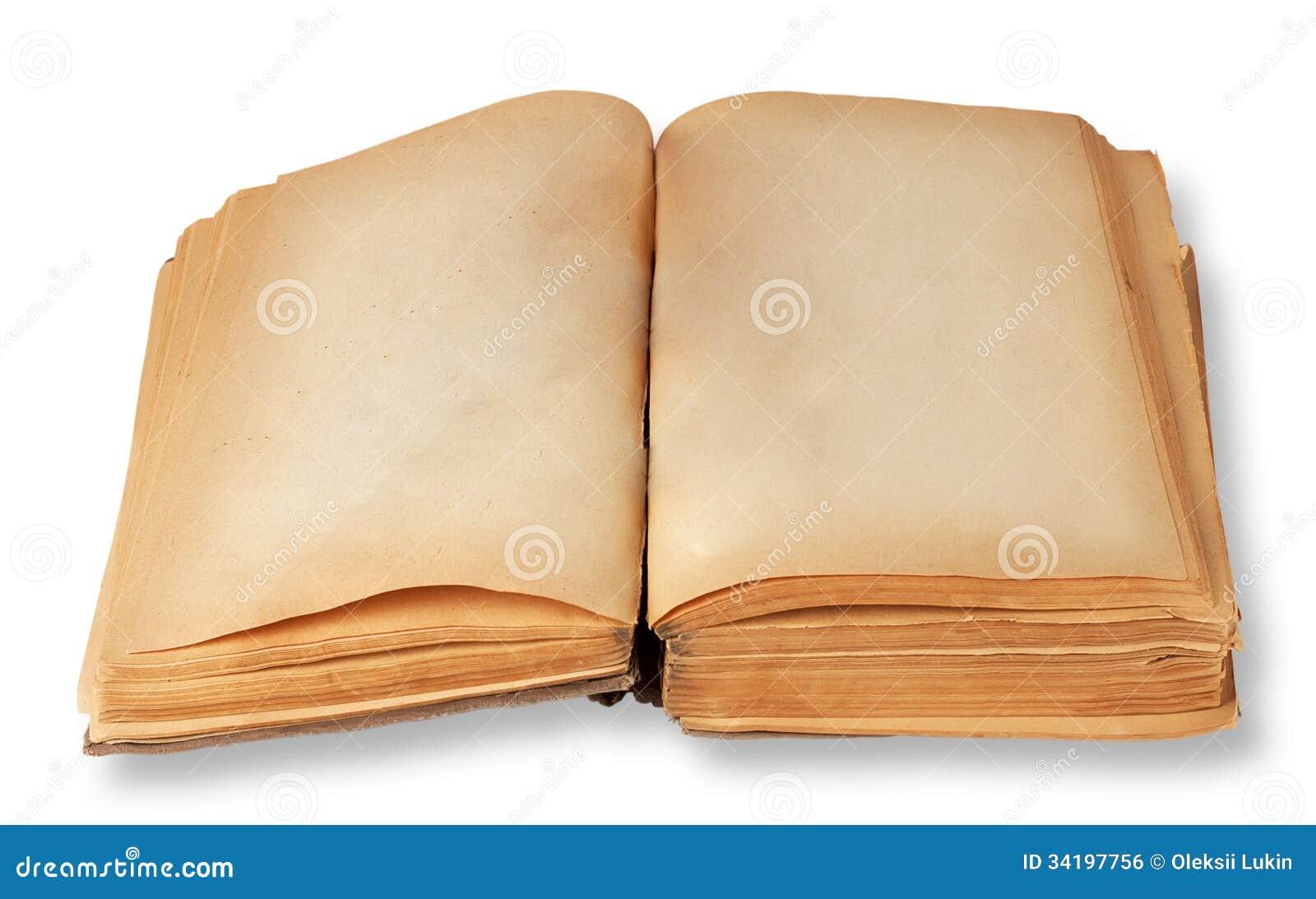 Dos p ginas en blanco en libro antiguo stock photos 7 images - Libros antiguos valor ...