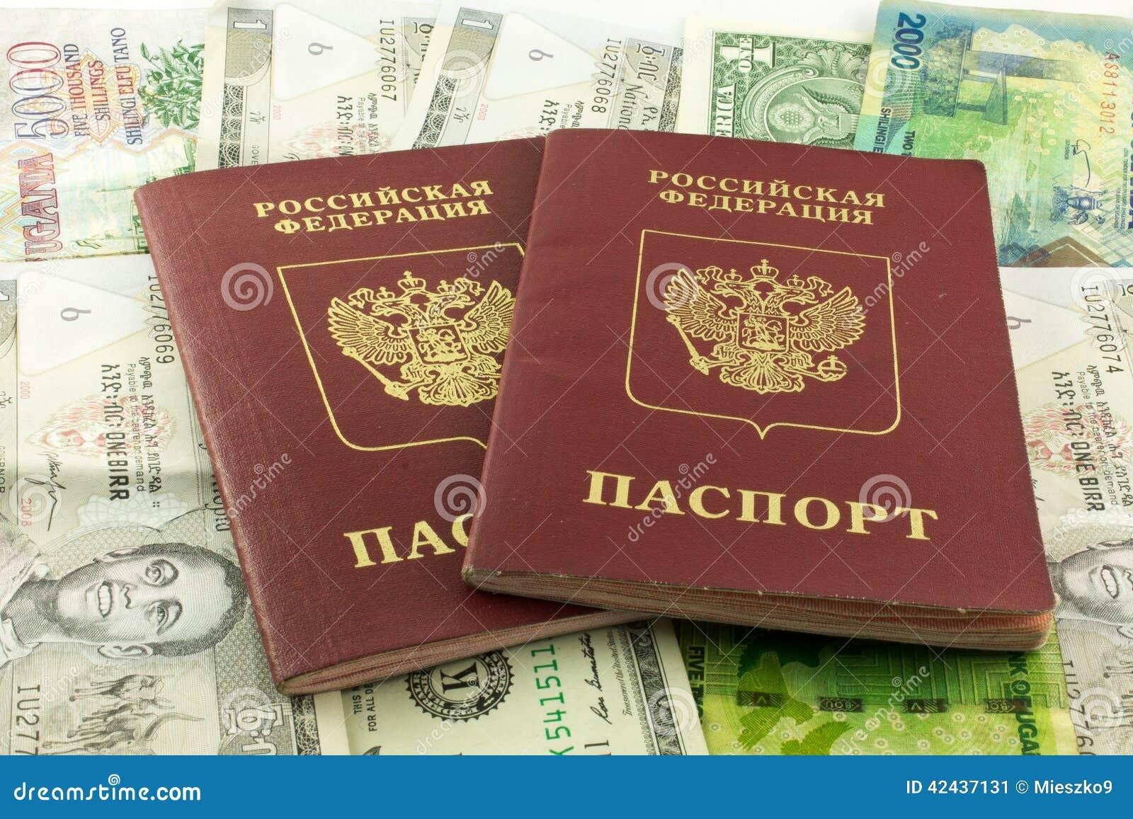 Dos pasaportes