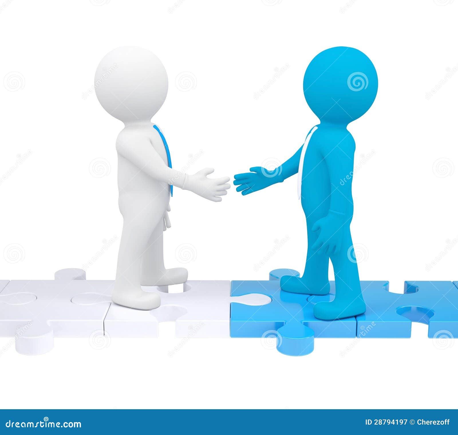 dos personas 3d que sacuden las manos fotograf u00eda de clip art shaking hands with customer clip art shaking hands images