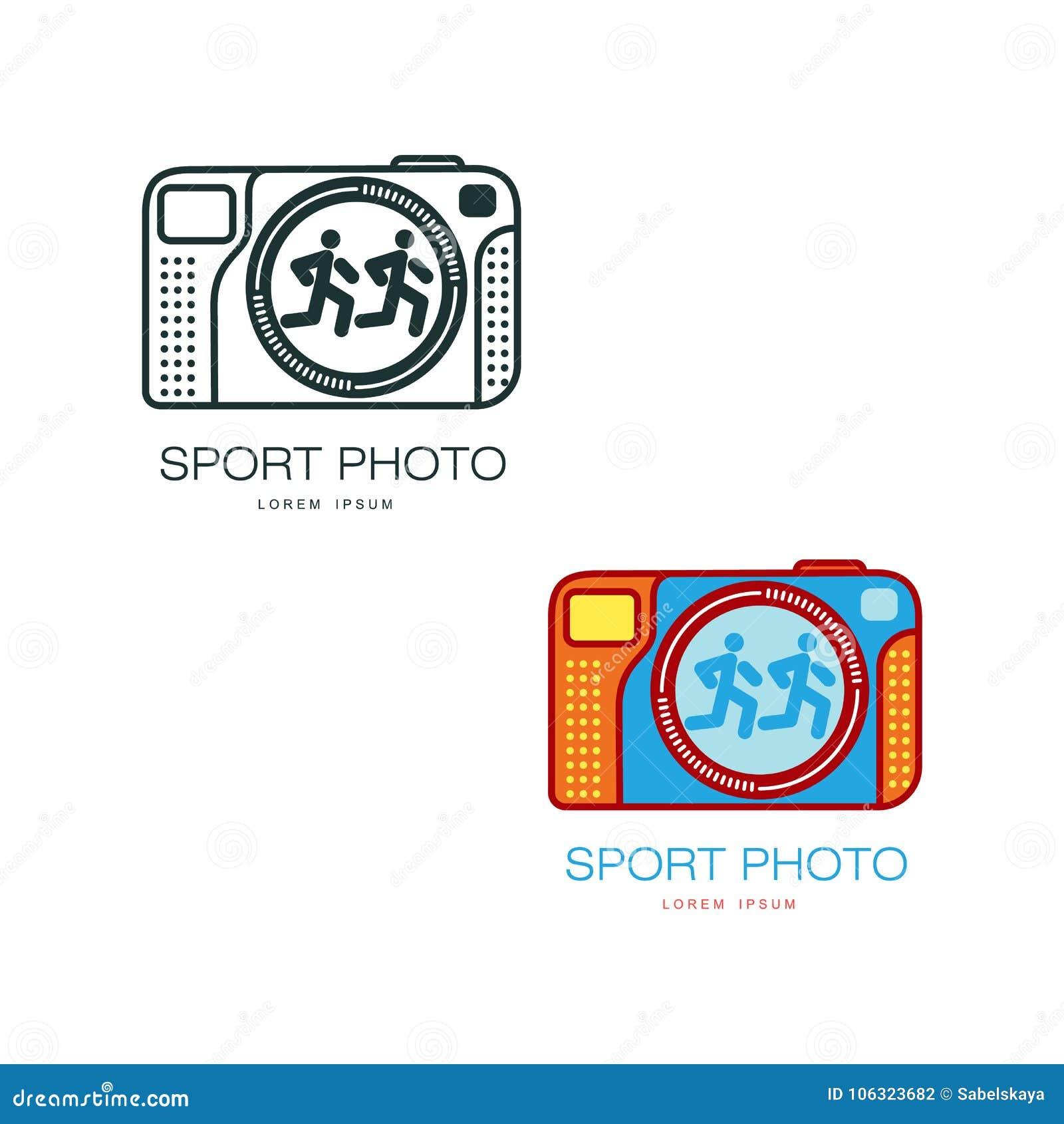 Famoso Plantillas De Deportes Para Fotógrafos Ilustración - Ejemplo ...