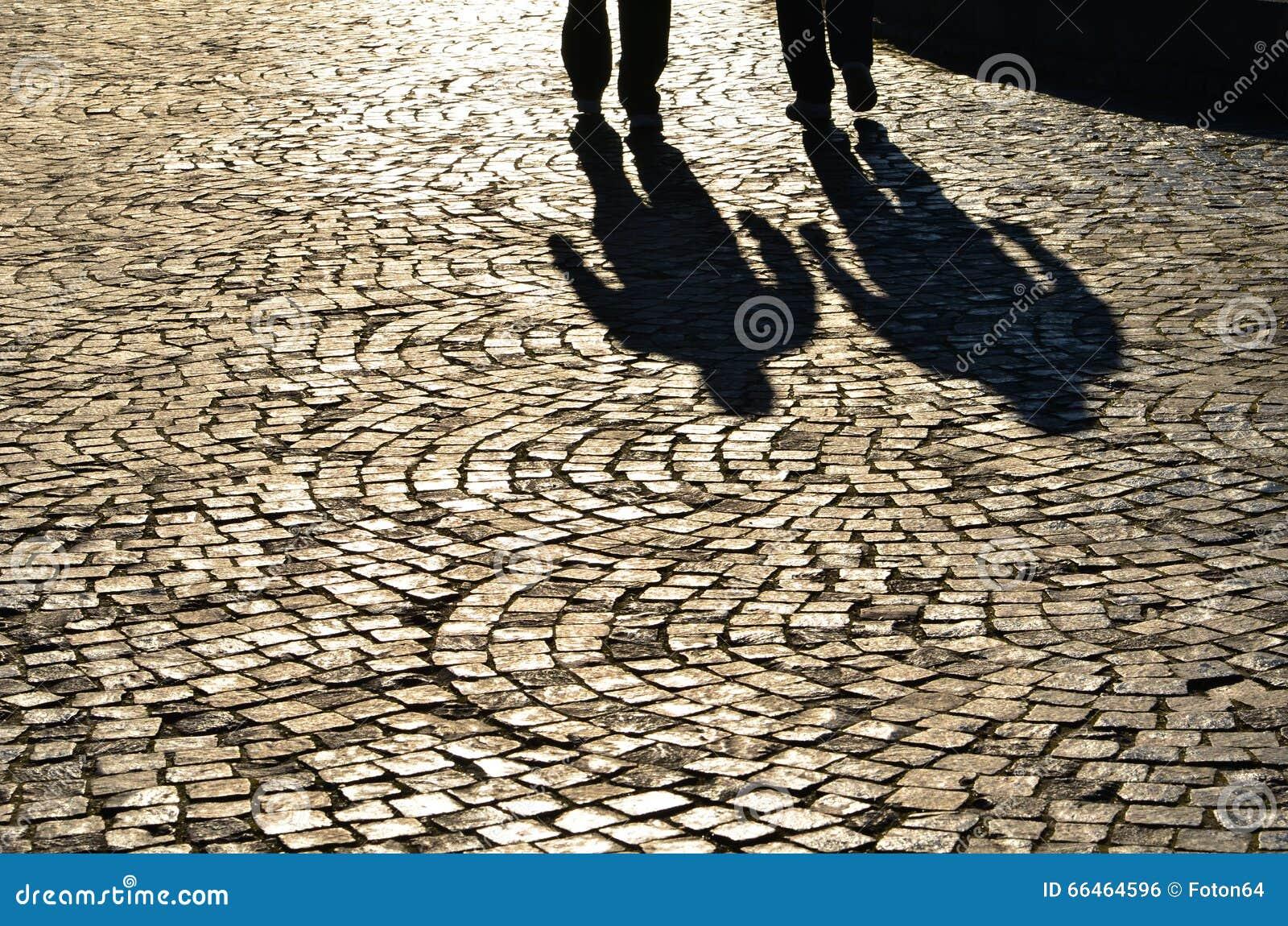 Dos sombras