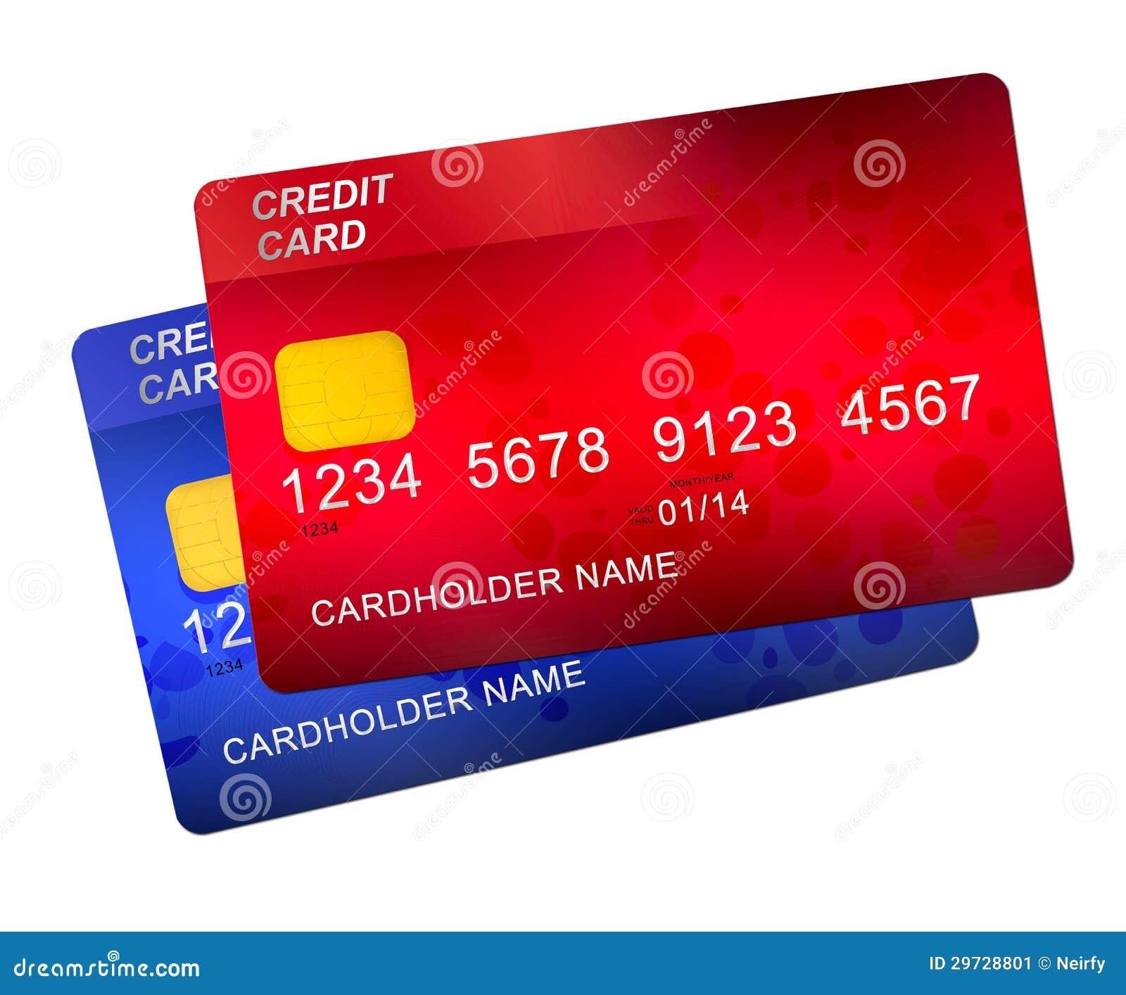 tarjeta de crédito blanco rubia