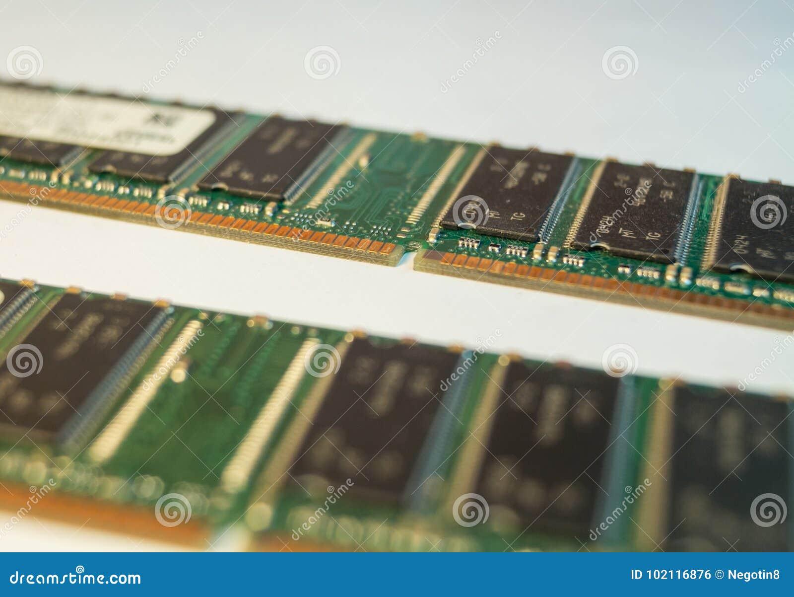 Dostęp pamięć