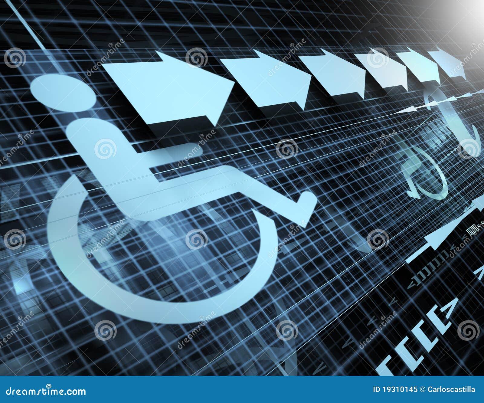 Dostępność symbol