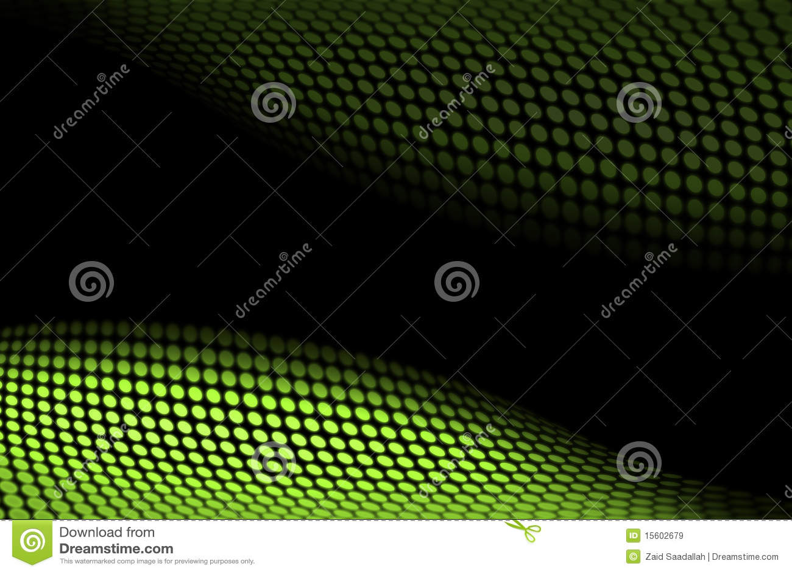 Dot Matrix Abstract