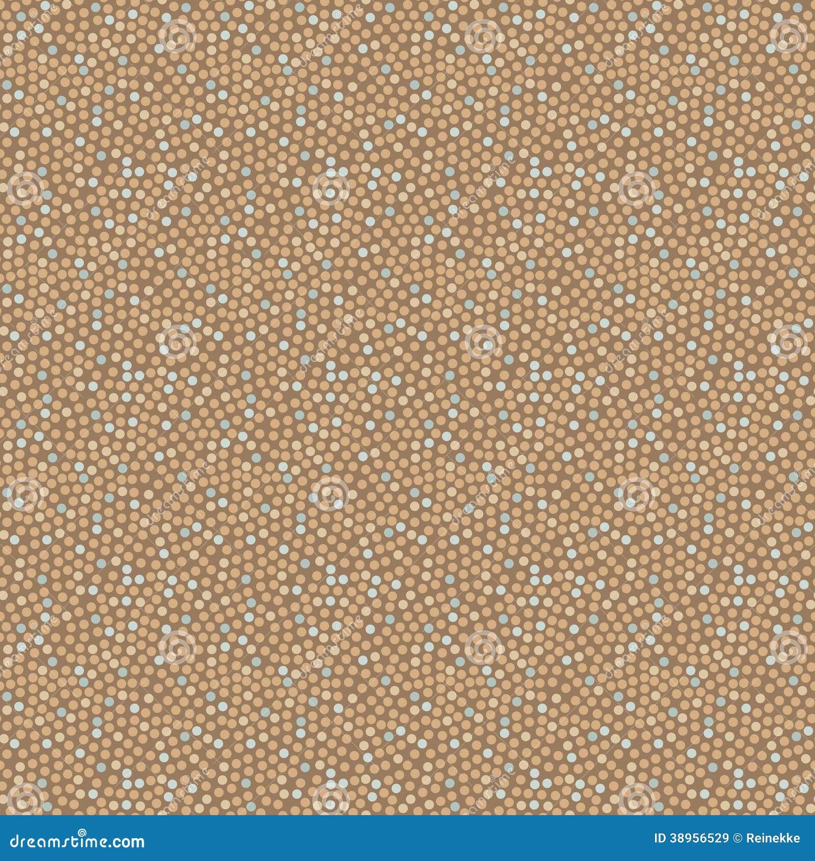 Dot Seamless Pattern Stock Vector - Image: 38956529