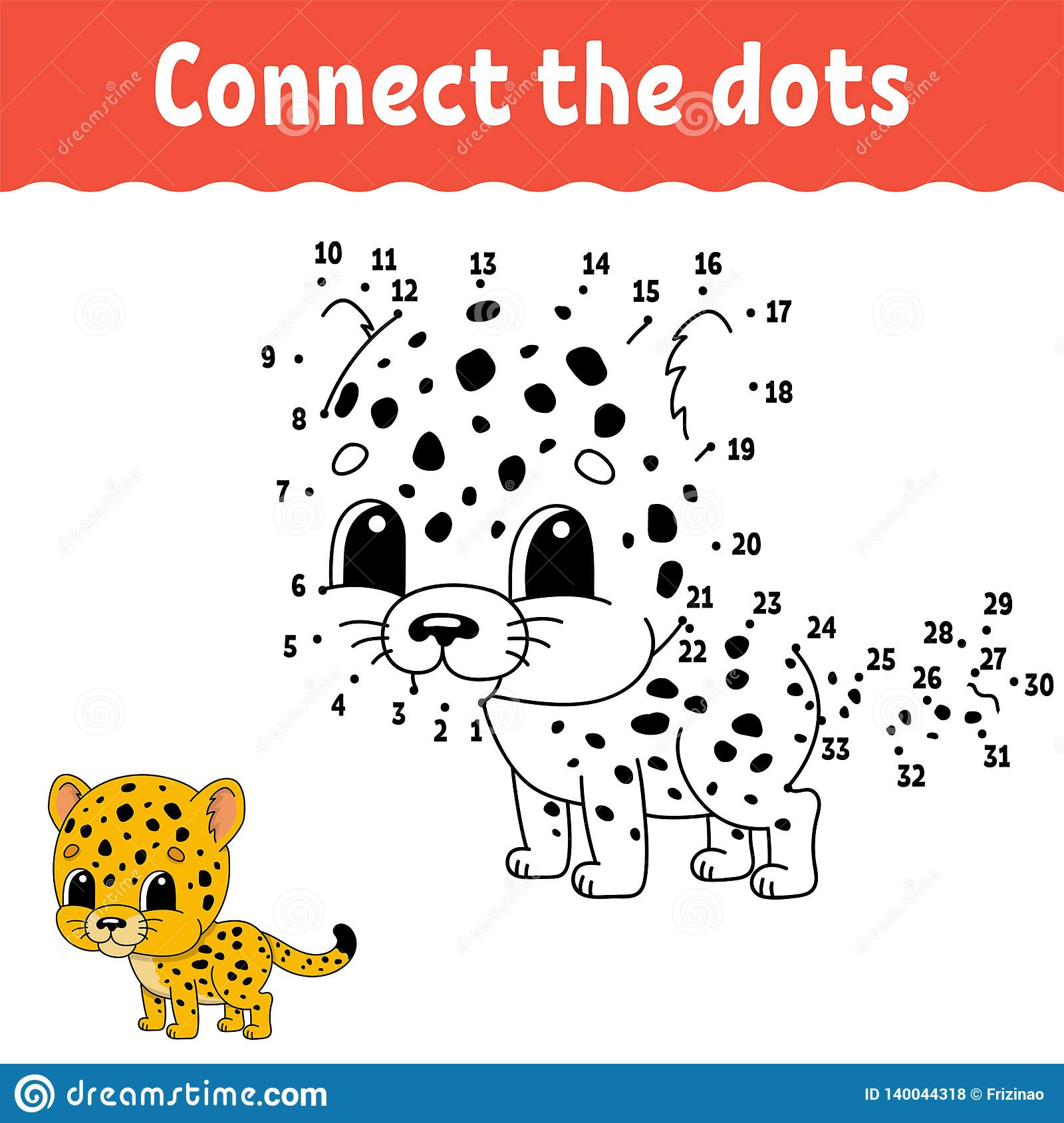 Dot To Dot Draw A Line Handwriting Practice Learning Numbers For