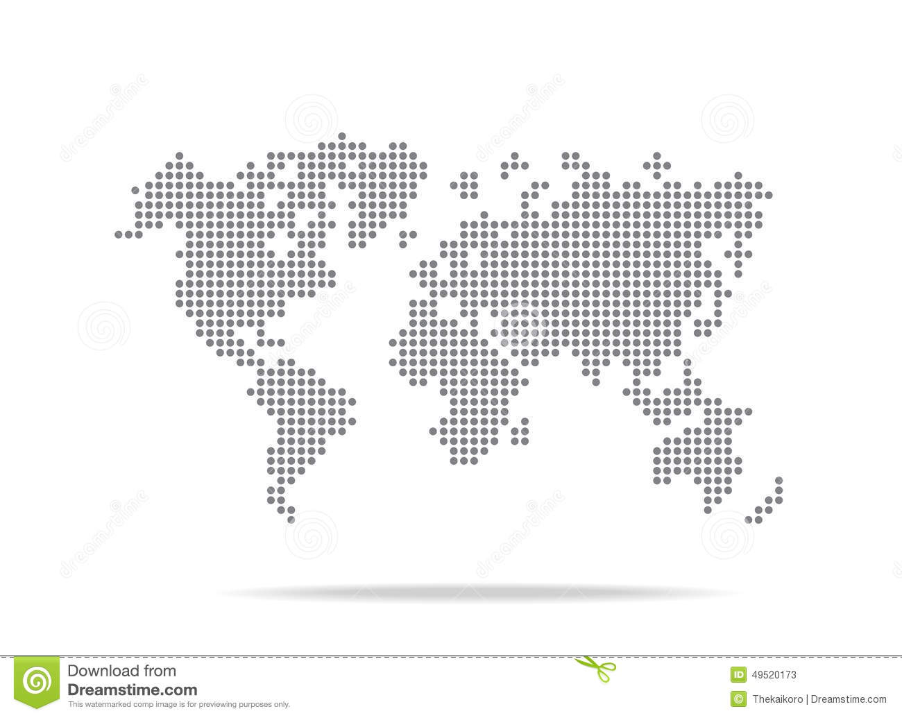 World dot map 28 images dot world map divided by continents world dot map dotted vector world map ai gumiabroncs Image collections