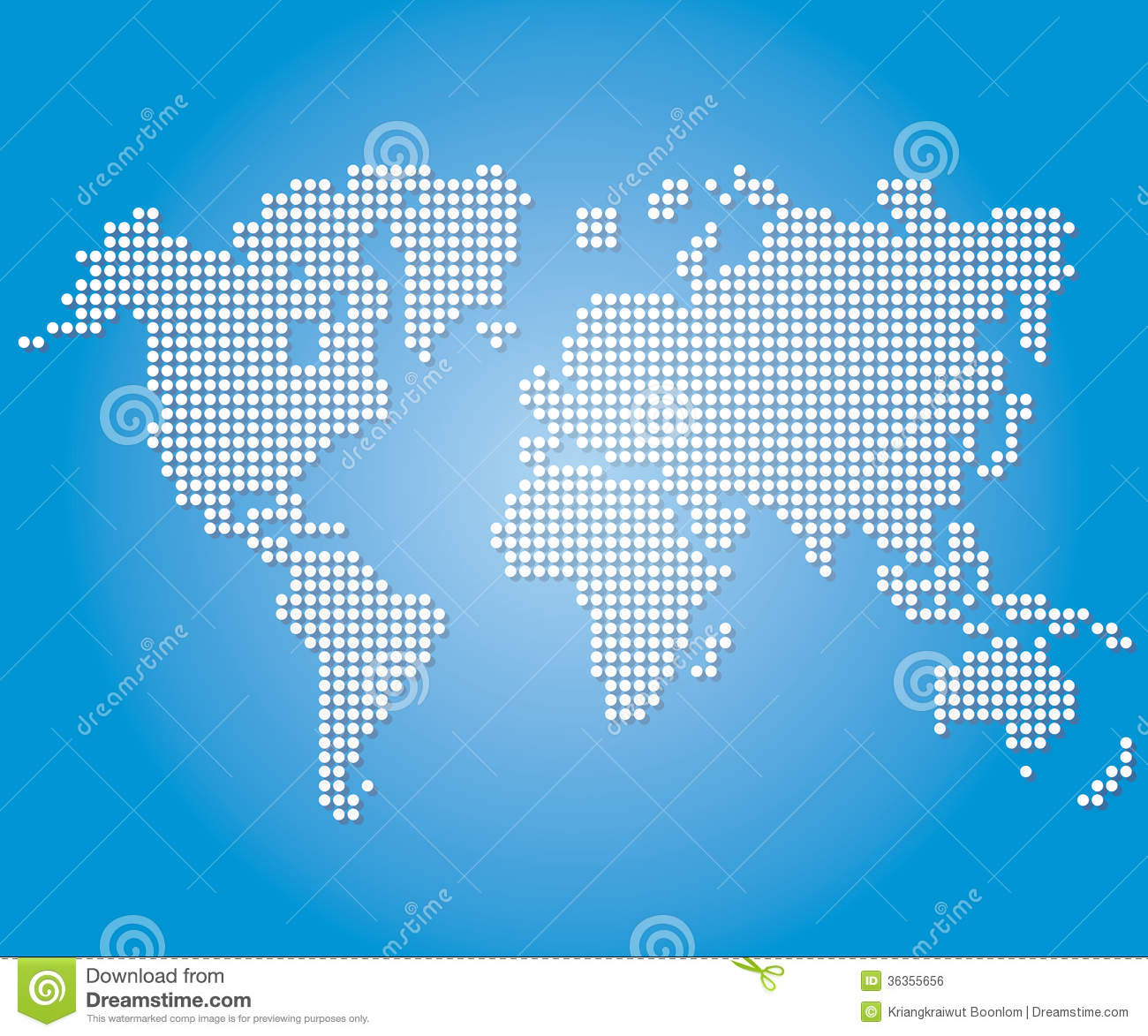 Dot world maps and globes on blue color background stock vector dot world maps and globes on blue color background royalty free stock photo gumiabroncs Image collections