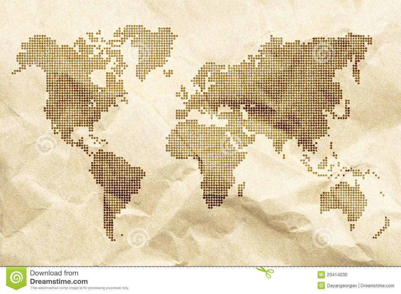 Dot world old style map background stock illustration illustration dot world old style map background royalty free stock photo gumiabroncs Gallery