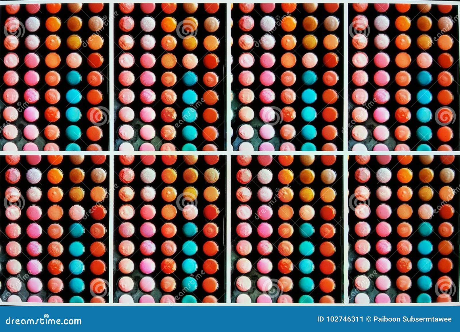 Dots Pixels Colors