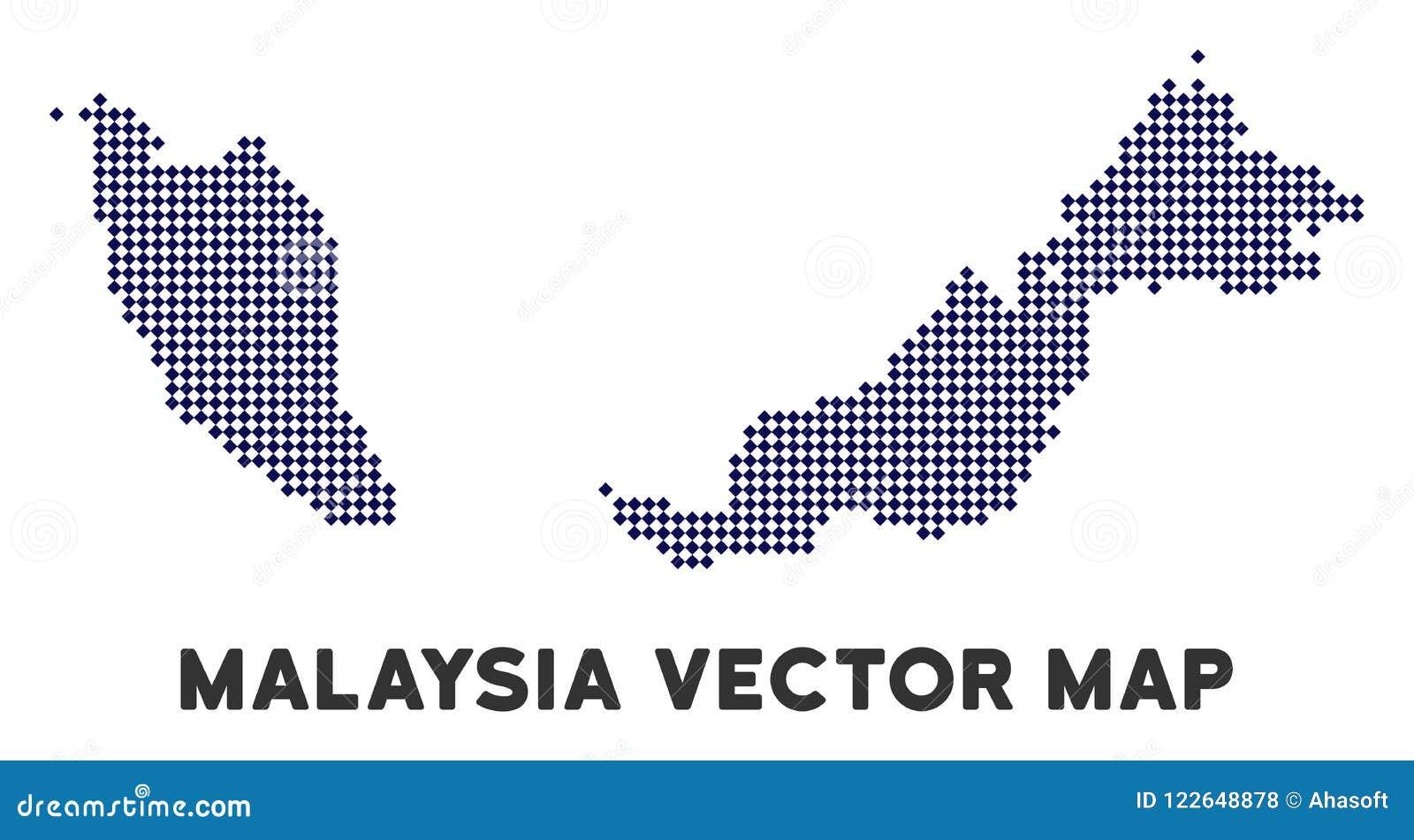 Dot Malaysia Map stock vector. Illustration of concept ... on sarawak map, iran map, pacific islands map, china map, cyprus map, europe map, phillipines map, armenia map, yemen map, kota kinabalu map, world map, australia map, singapore on map, thailand map, united kingdom map, french polynesia map, holland map, japan map, chile map, selangor map, ireland map, georgia map, ukraine map,