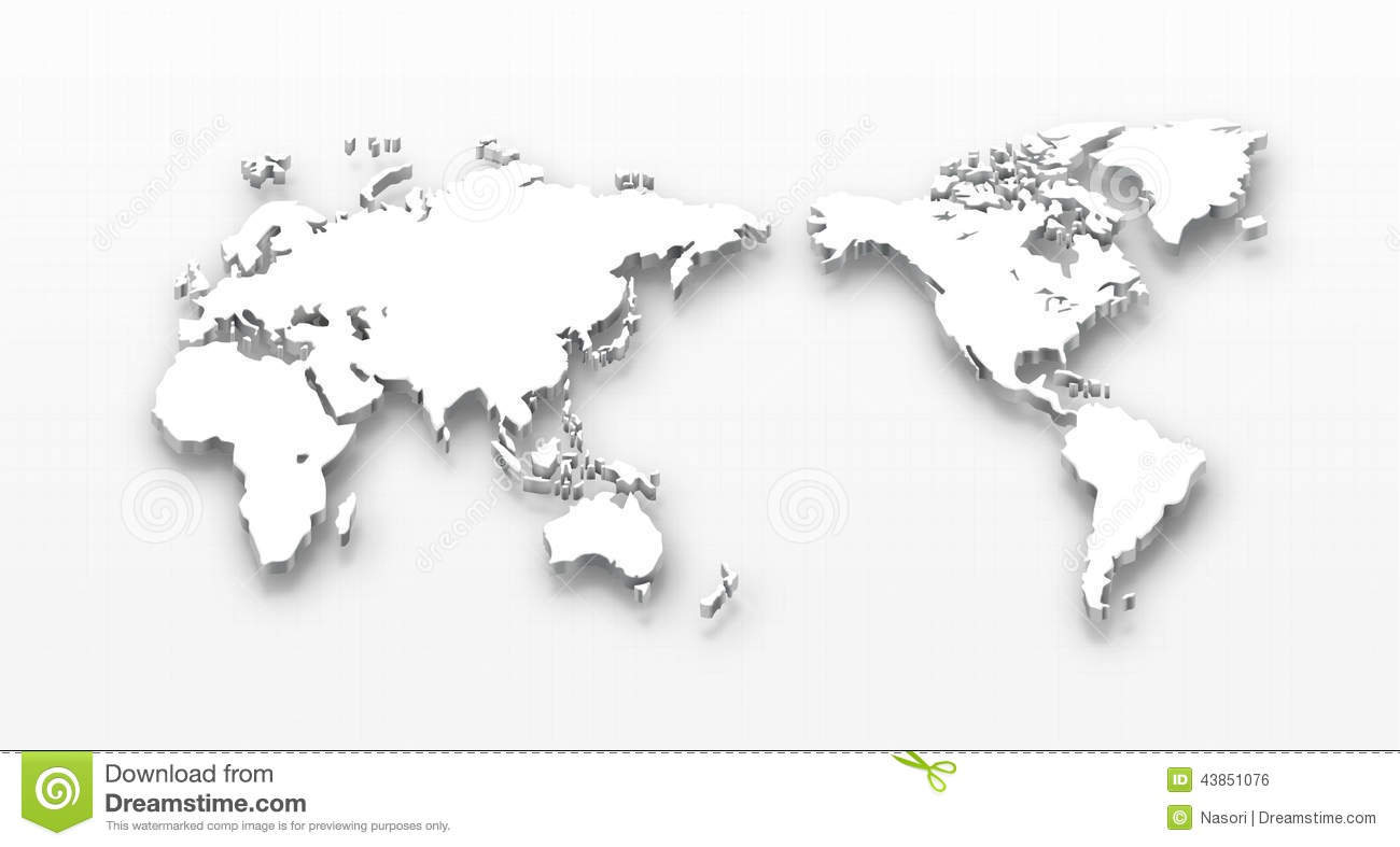 Dotted world map stock illustration illustration of dotted 43851076 dotted world map royalty free illustration gumiabroncs Image collections