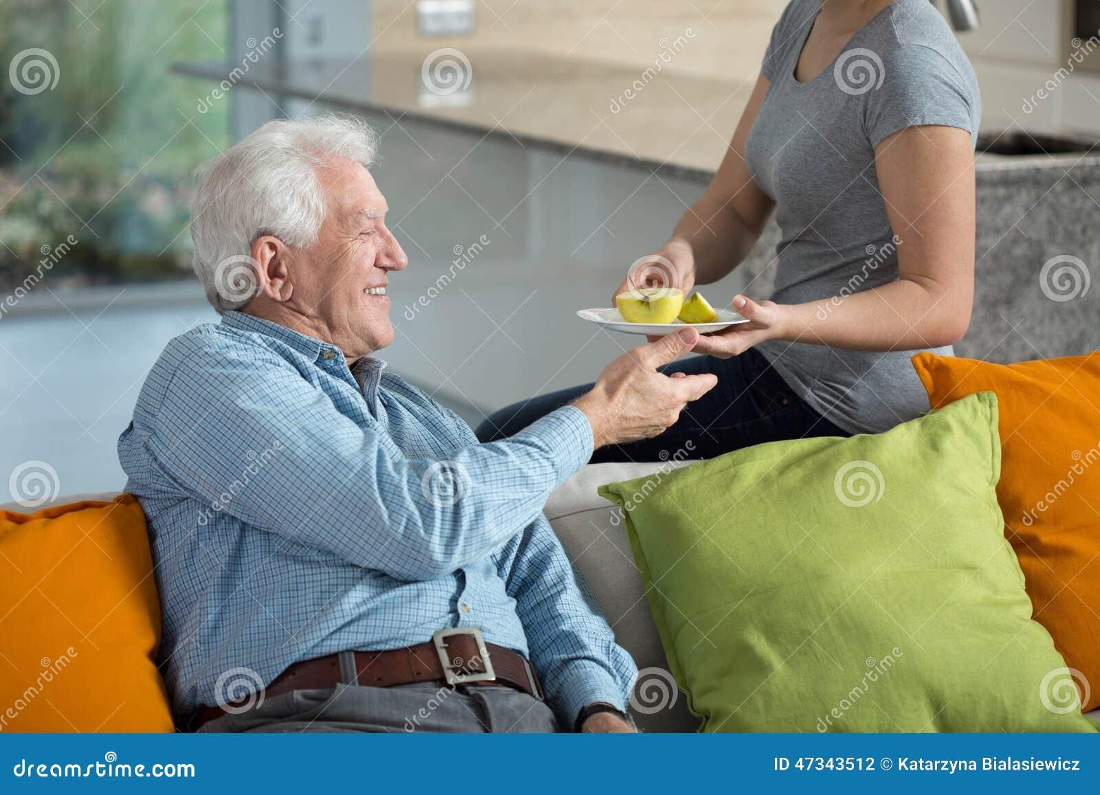 Dotter som dåligt ger morfaräpplet