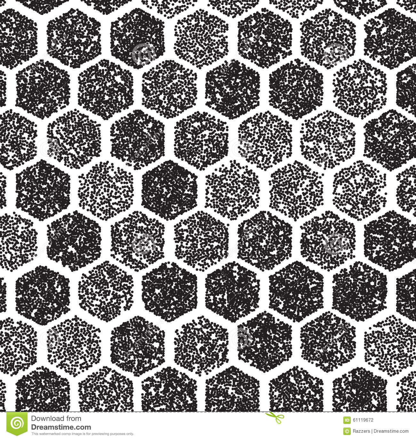 dotwork hexagon vector pattern halftone hexagon tattoo Ink Splat Vector Vector Splats SVG