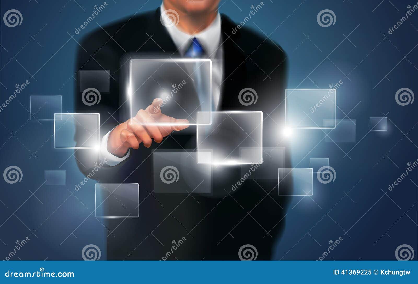 Dotyka ekranu technologia
