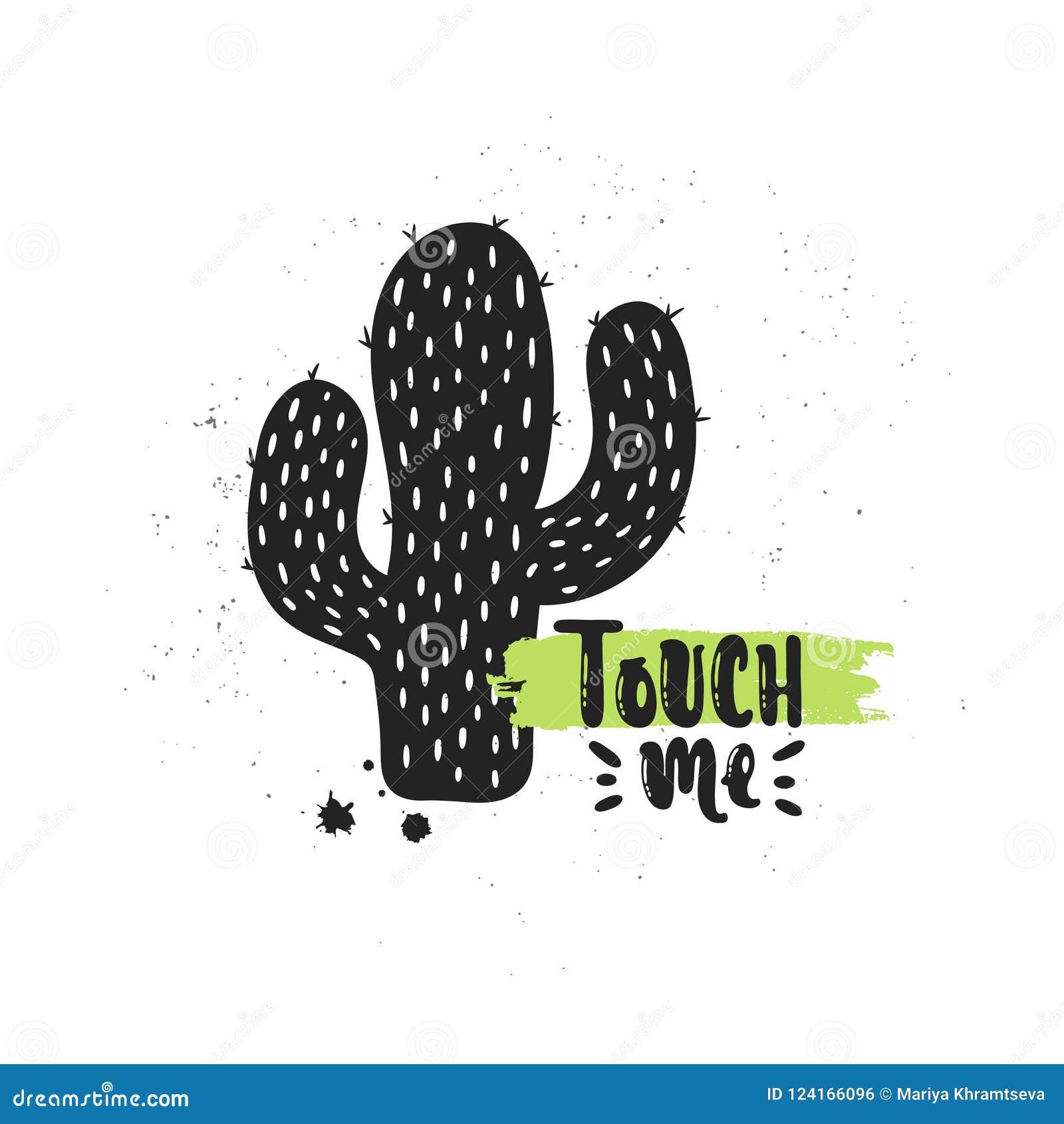 Dotyka ja kaktusowy