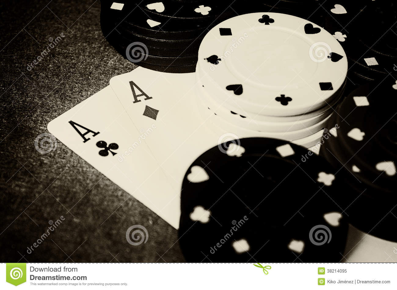aces in poker