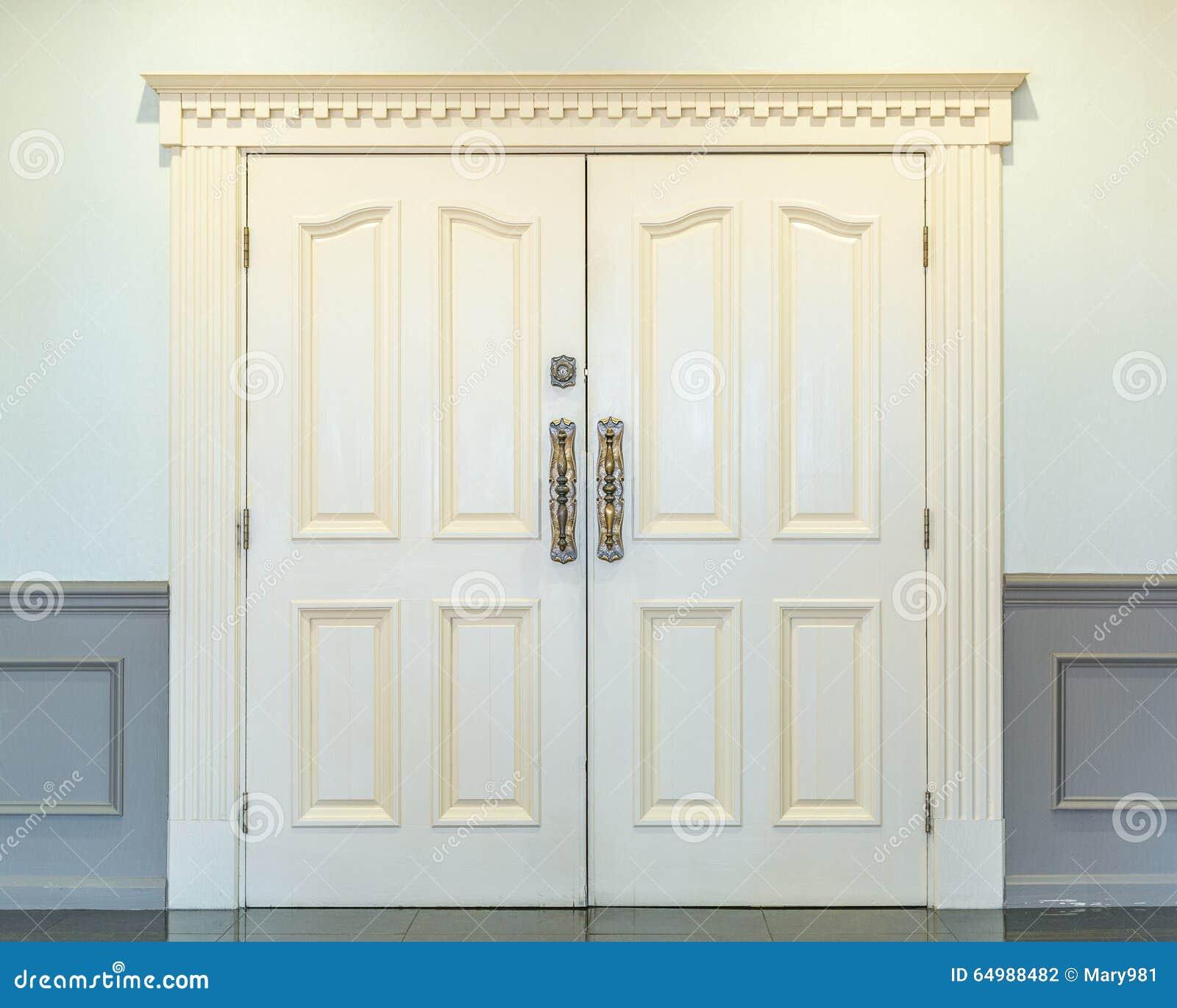 Double Doors Interior