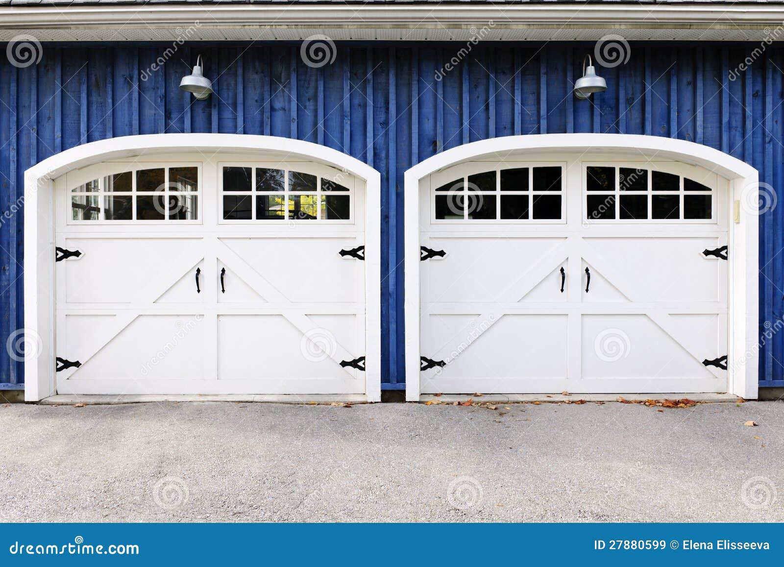 double garage doors with windows. royaltyfree stock photo download double garage doors with windows