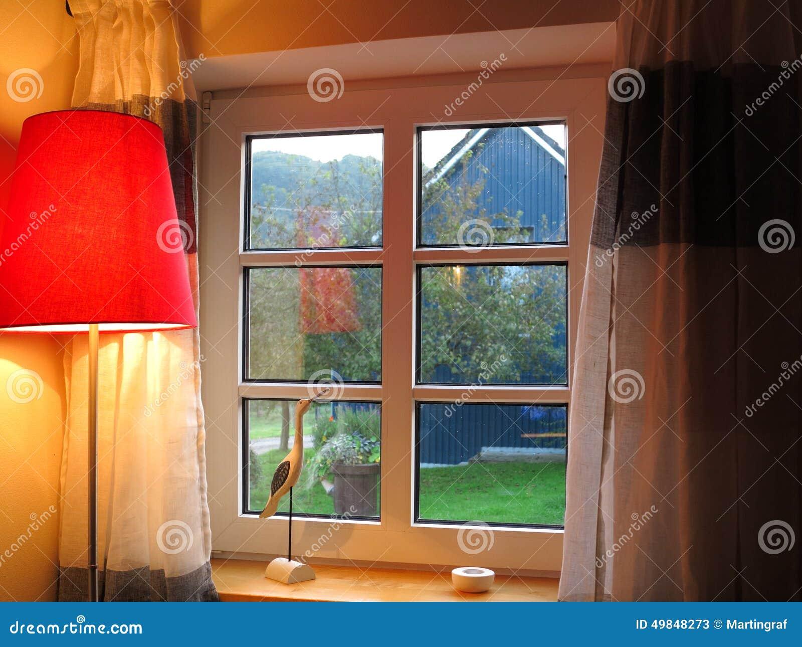 Double Glazed Window Stock Photo Image 49848273