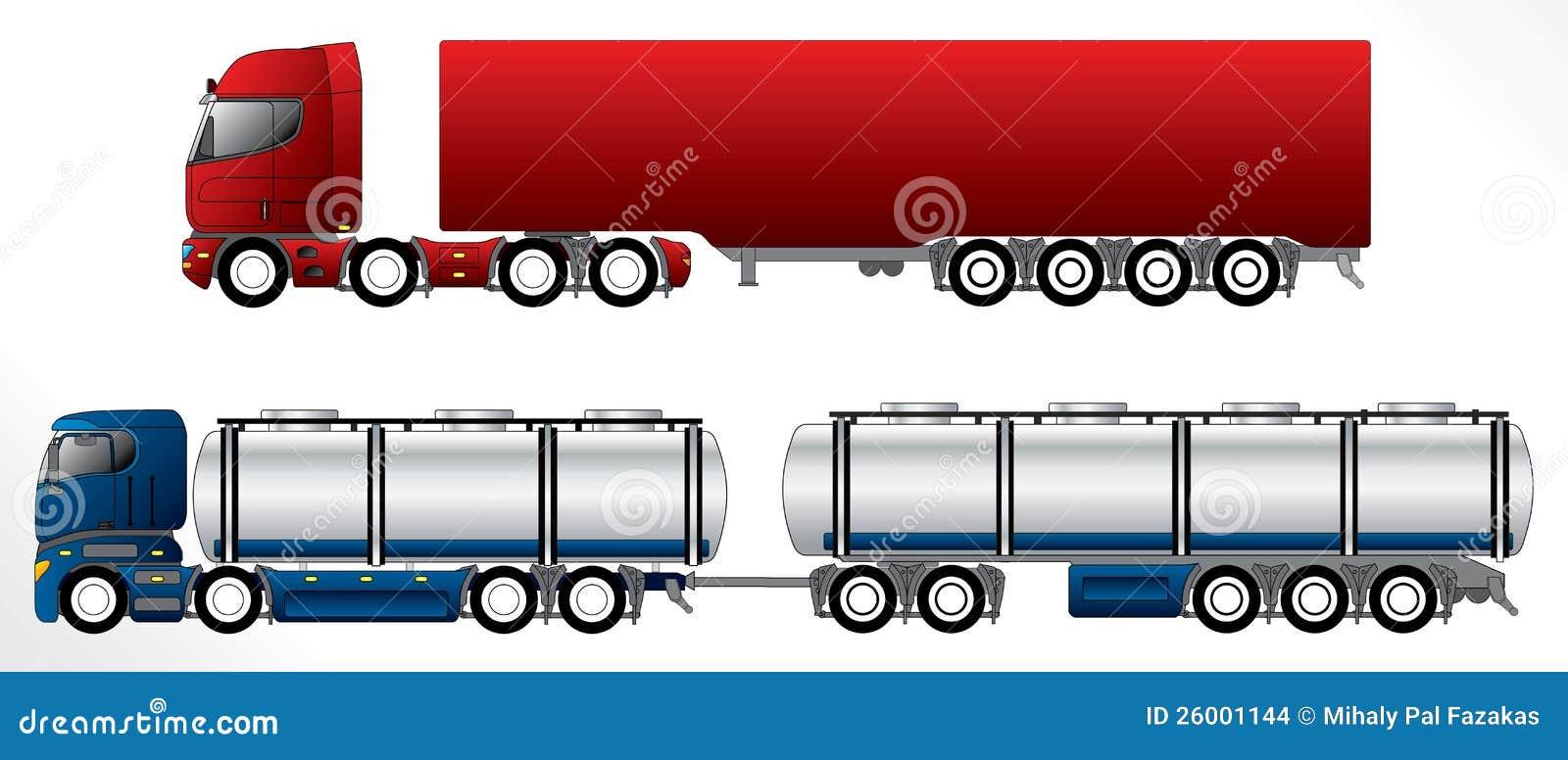 Double Positionnement De Train Routier De B Images Stock