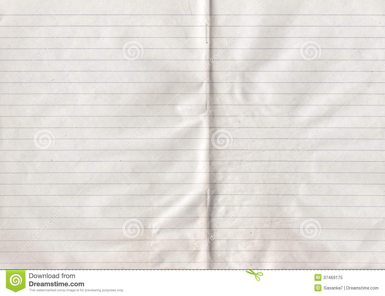 Double Sheet Lined Paper  Double Lined Paper