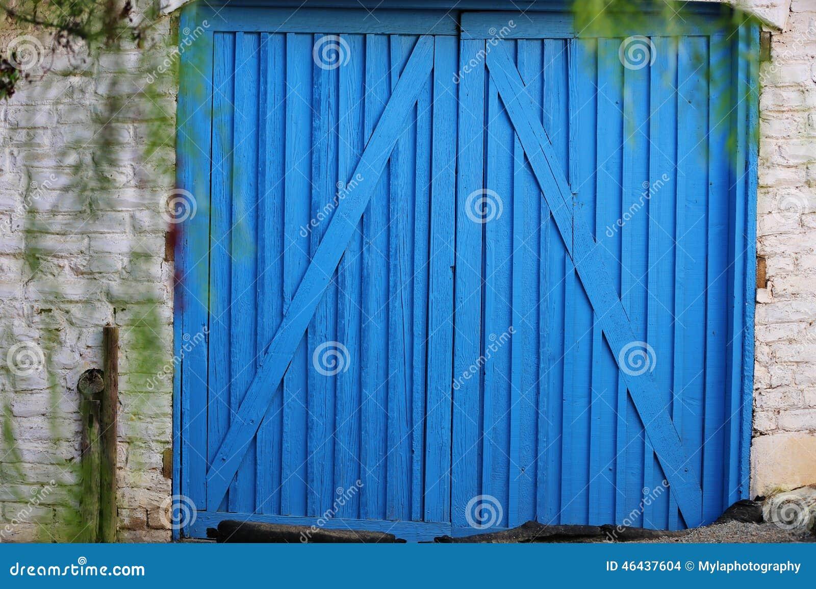Double trappe bleue