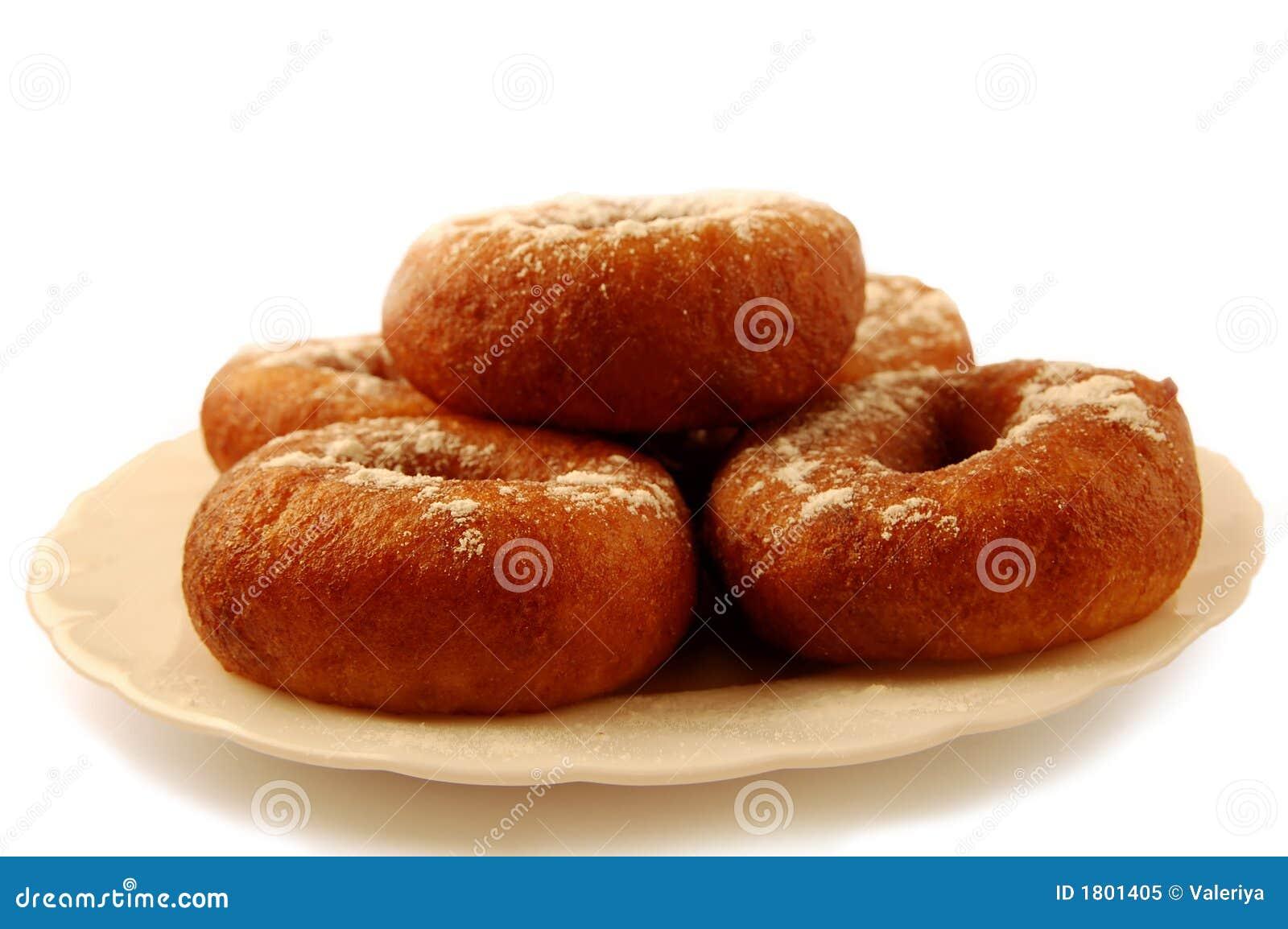 Московские пончики рецепт