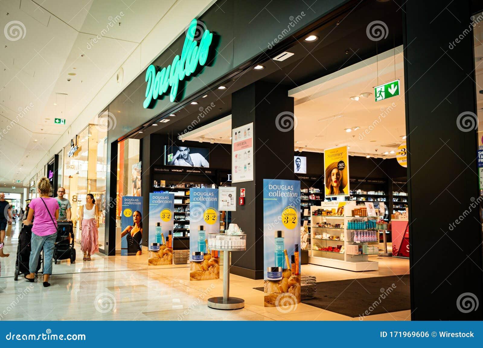 Douglas Store Editorial Photo Image Of Entrance Cosmetics 171969606