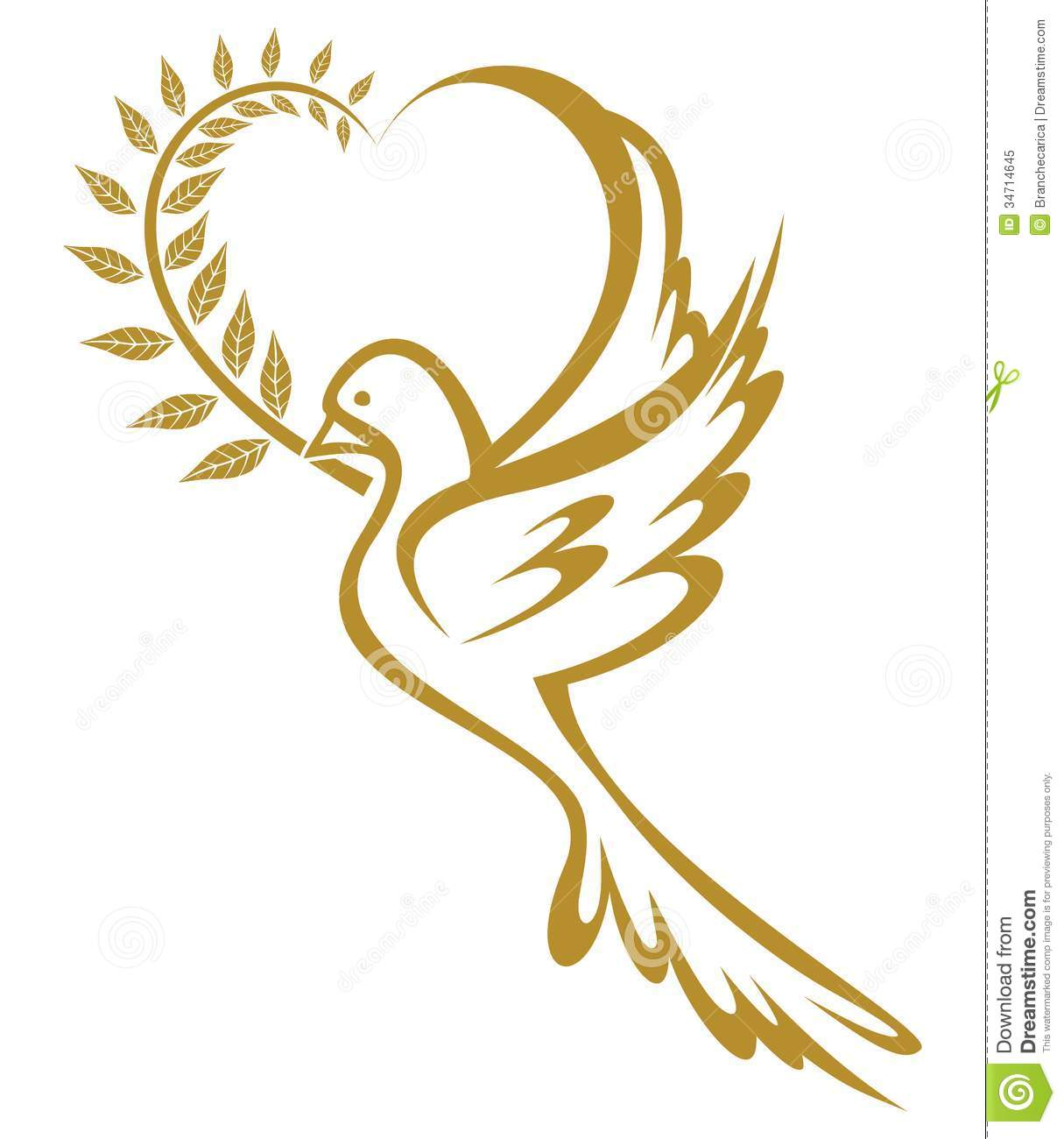 Dove Of Peace Royalty ...