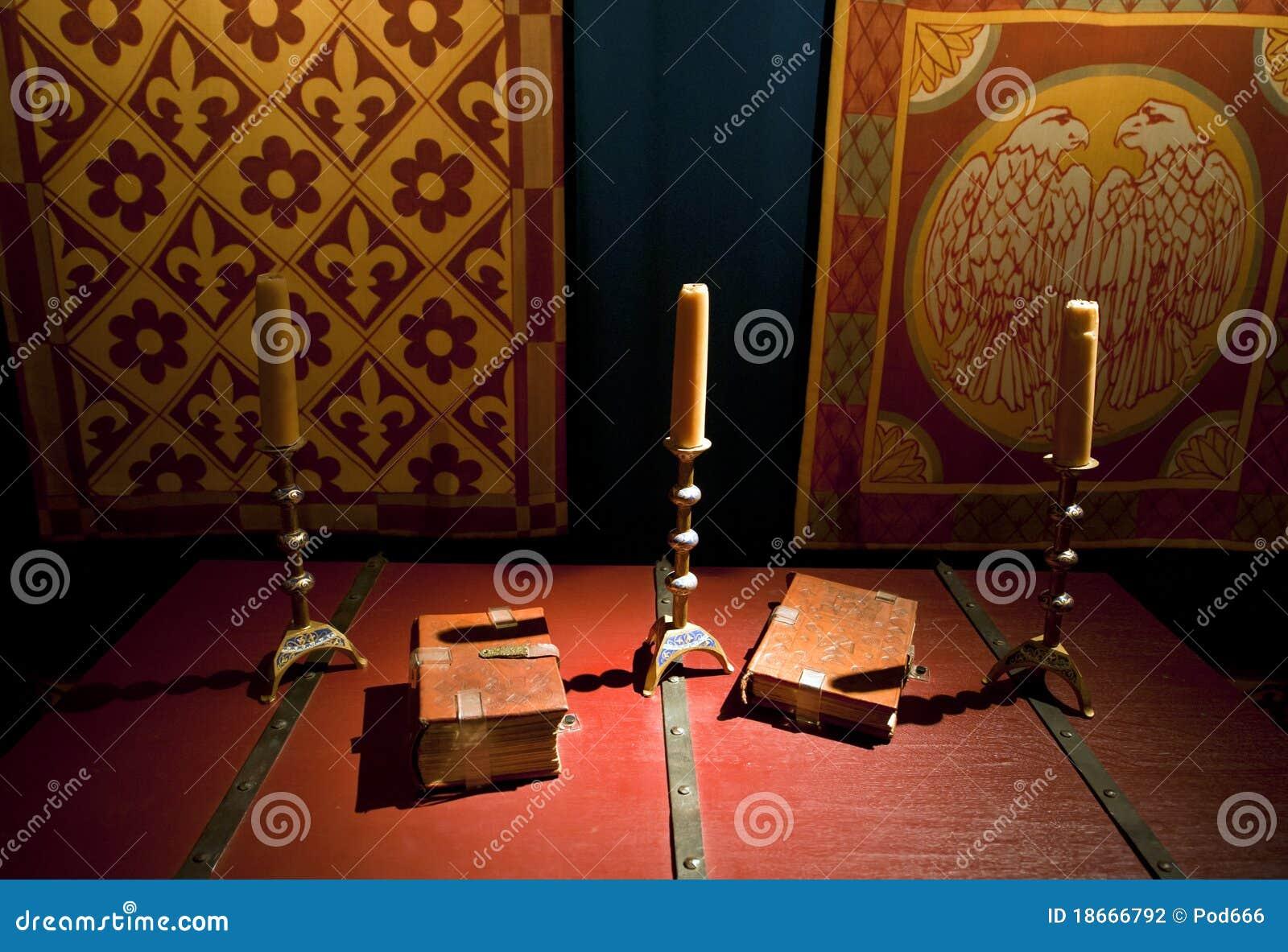 Dover castle kings chamber room