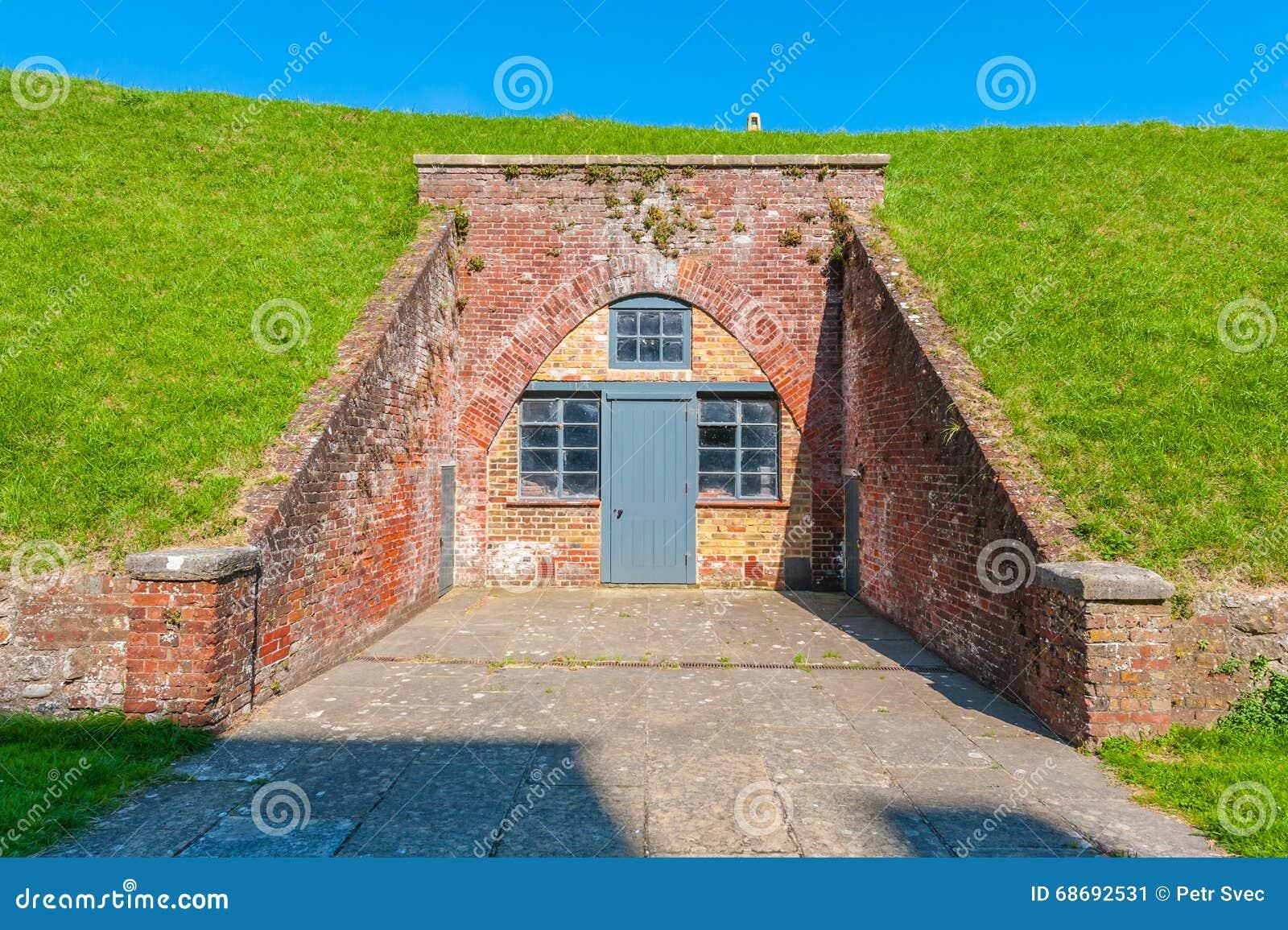 Dover Castle Wartime Tunnels