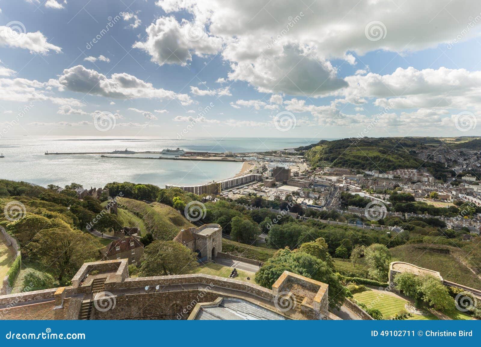 Dover, Kent, Anglia