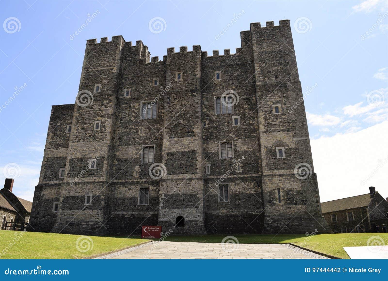 Dover slott