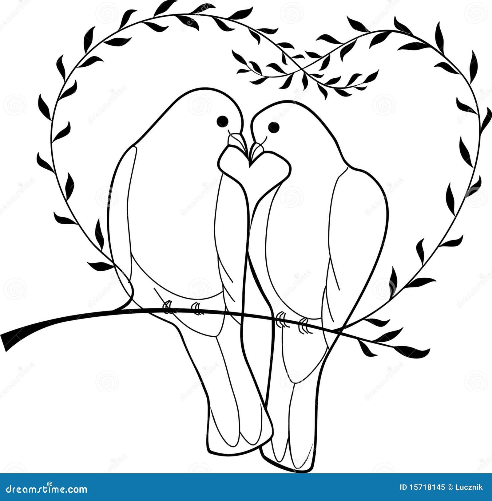 Doves Royalty Free Stock Photo - Image: 15718145