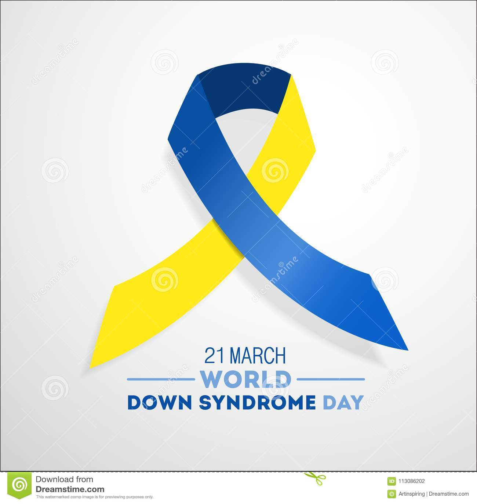 Down-Syndrom Tag