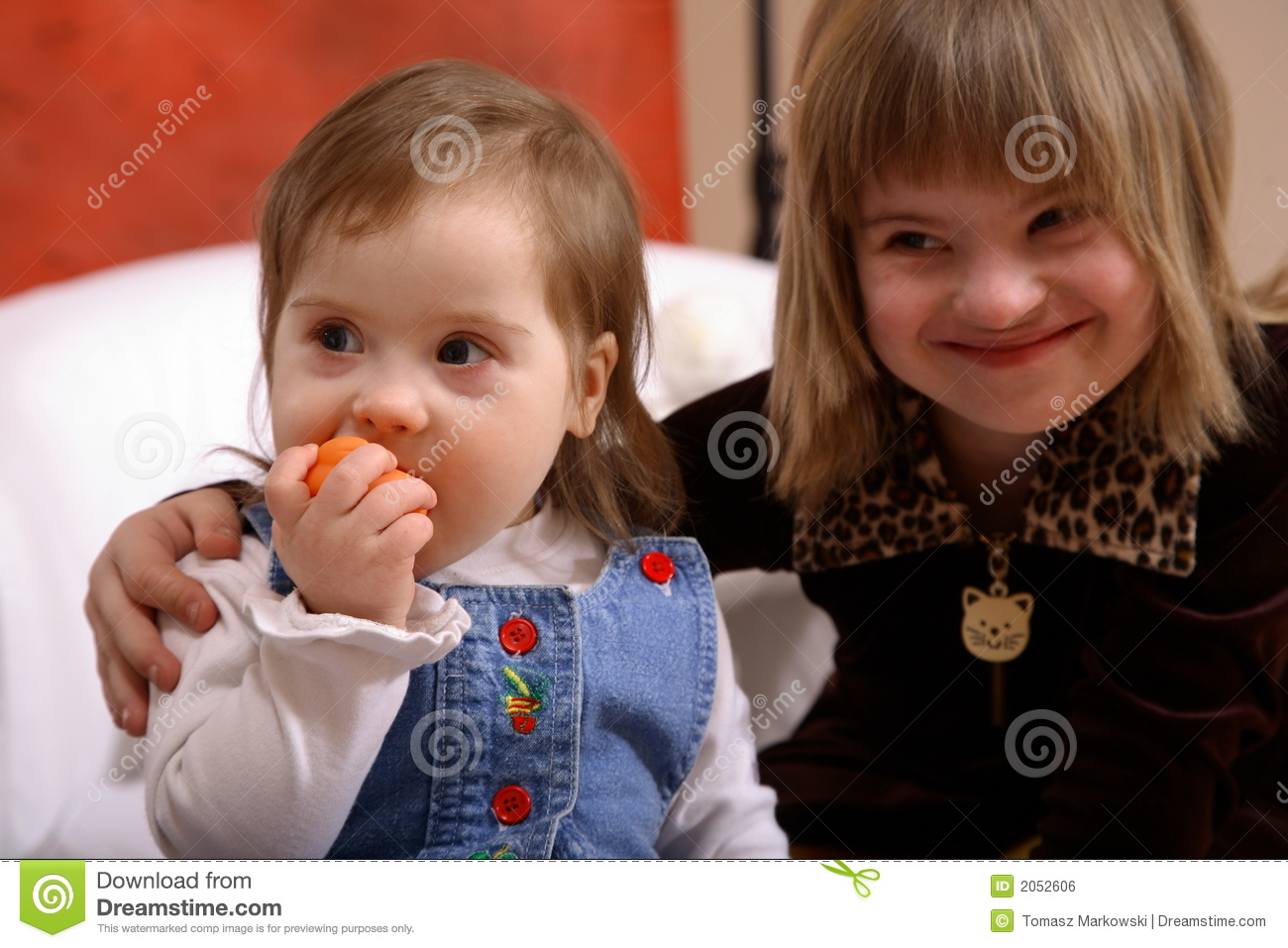 Down Syndrome Girls