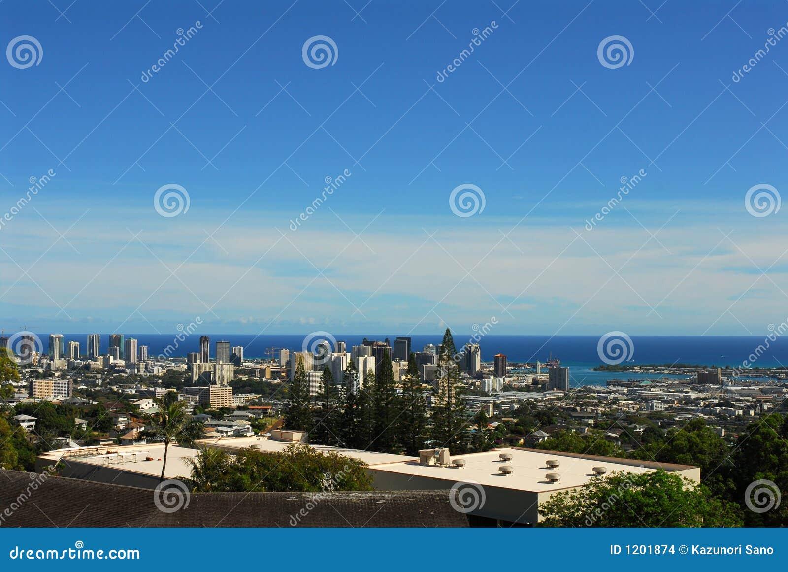 Down Town Honolulu