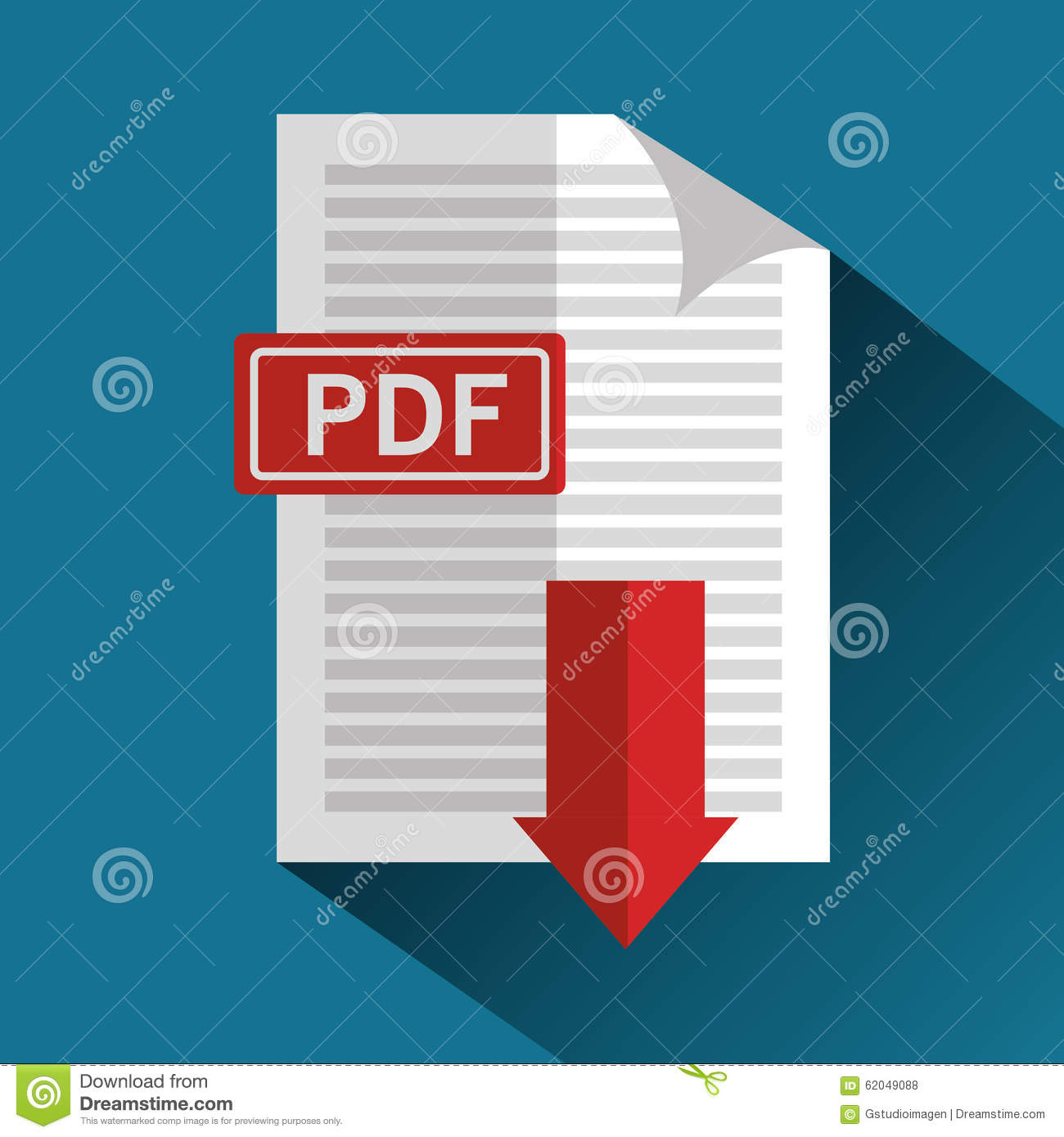 Download Icon Button Stock Vector Image 62049088