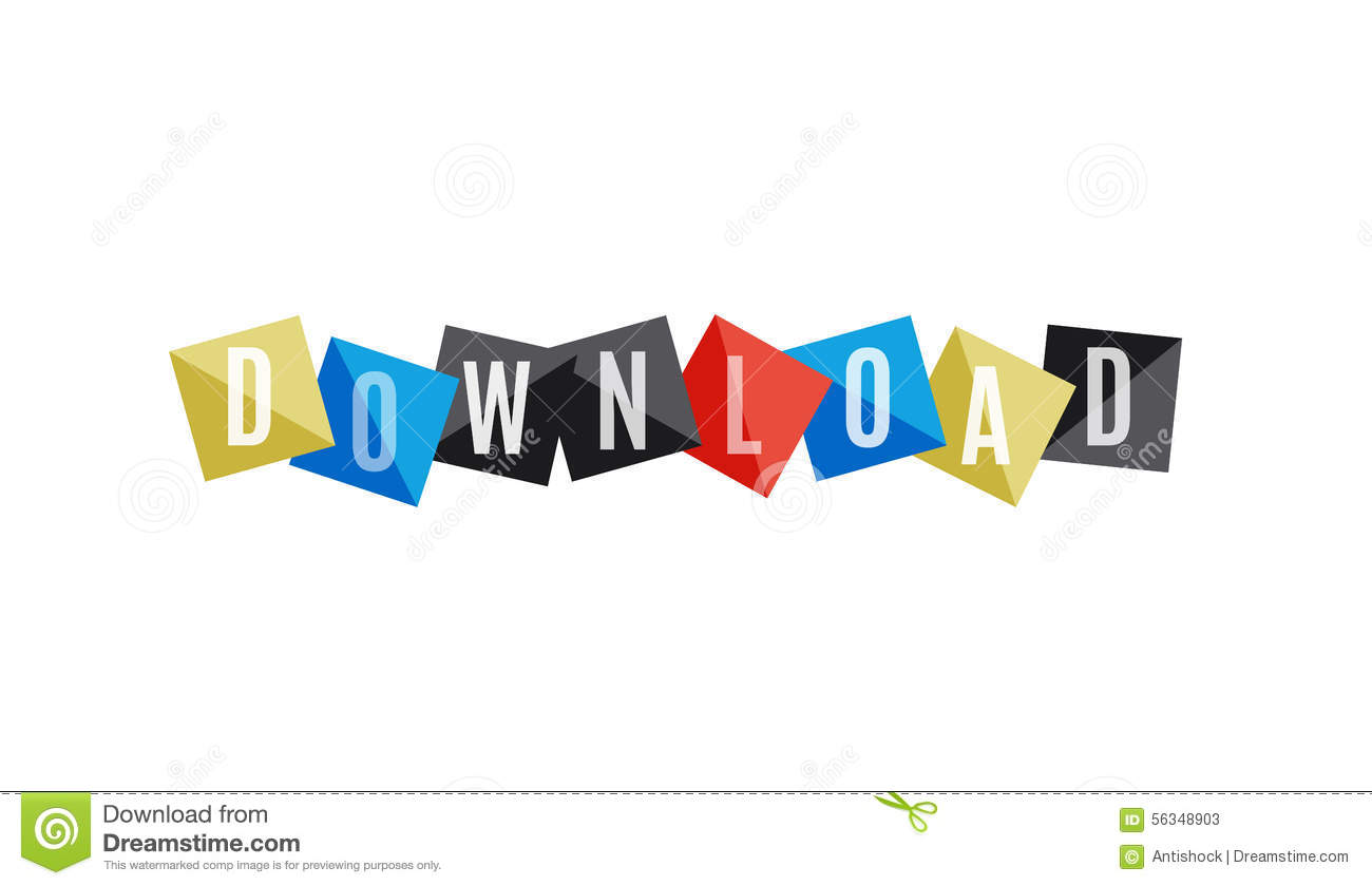 word banner stock vector image  word banner