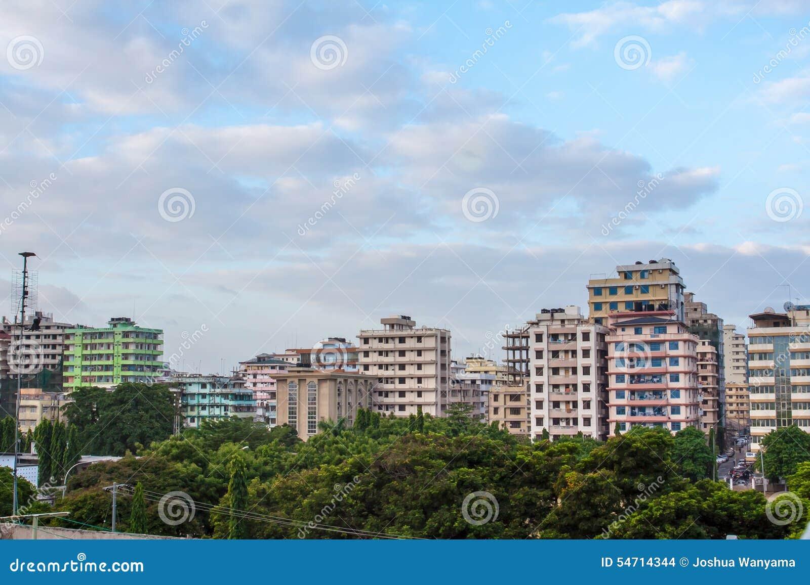 Downtowm Dar Es Salaam