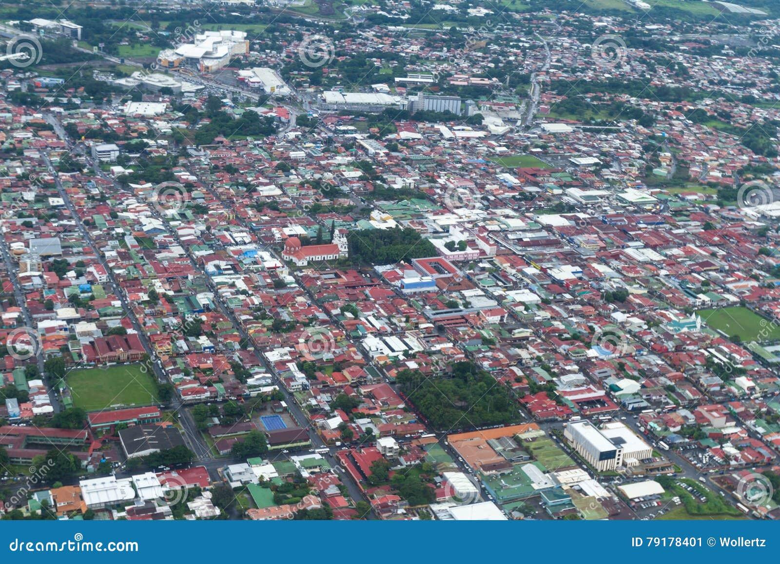 Downtown Alajuela Costa Rcia Editorial Photo Image 79178401